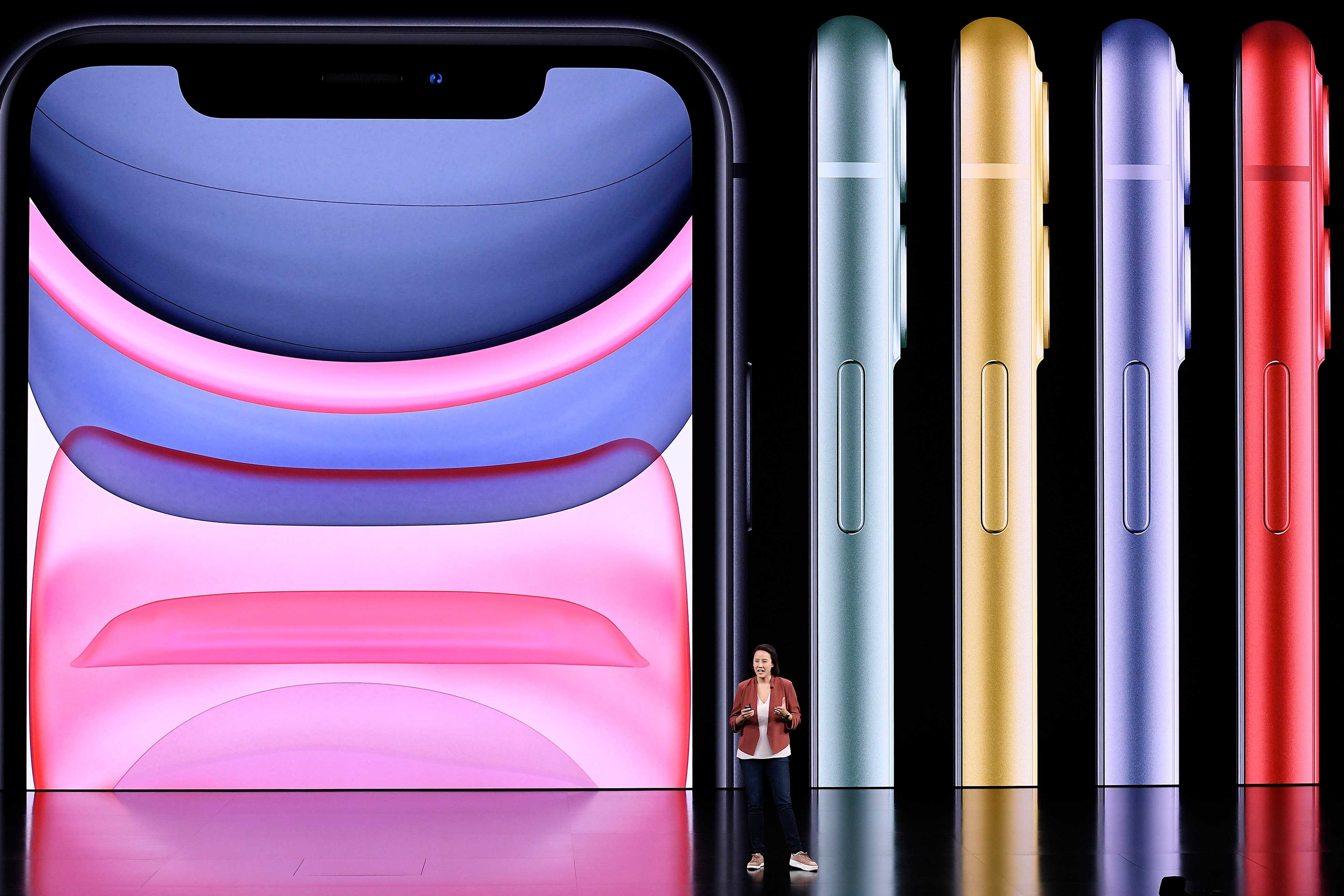 Apple's iPhone event included new watches, iPads, TV pricing and 'slofies'