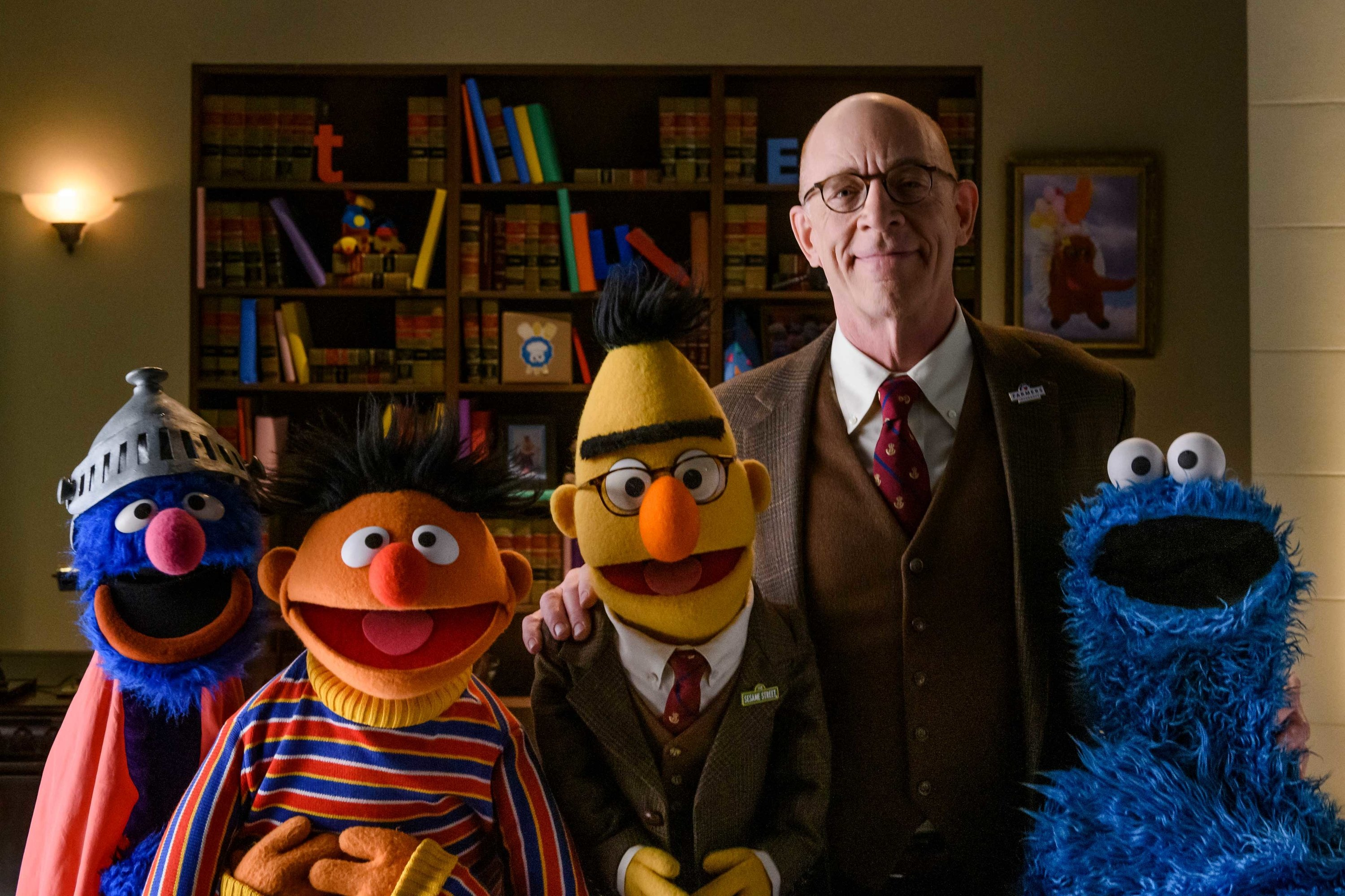 Farmers Insurance: Sesame Street 50th Anniversary