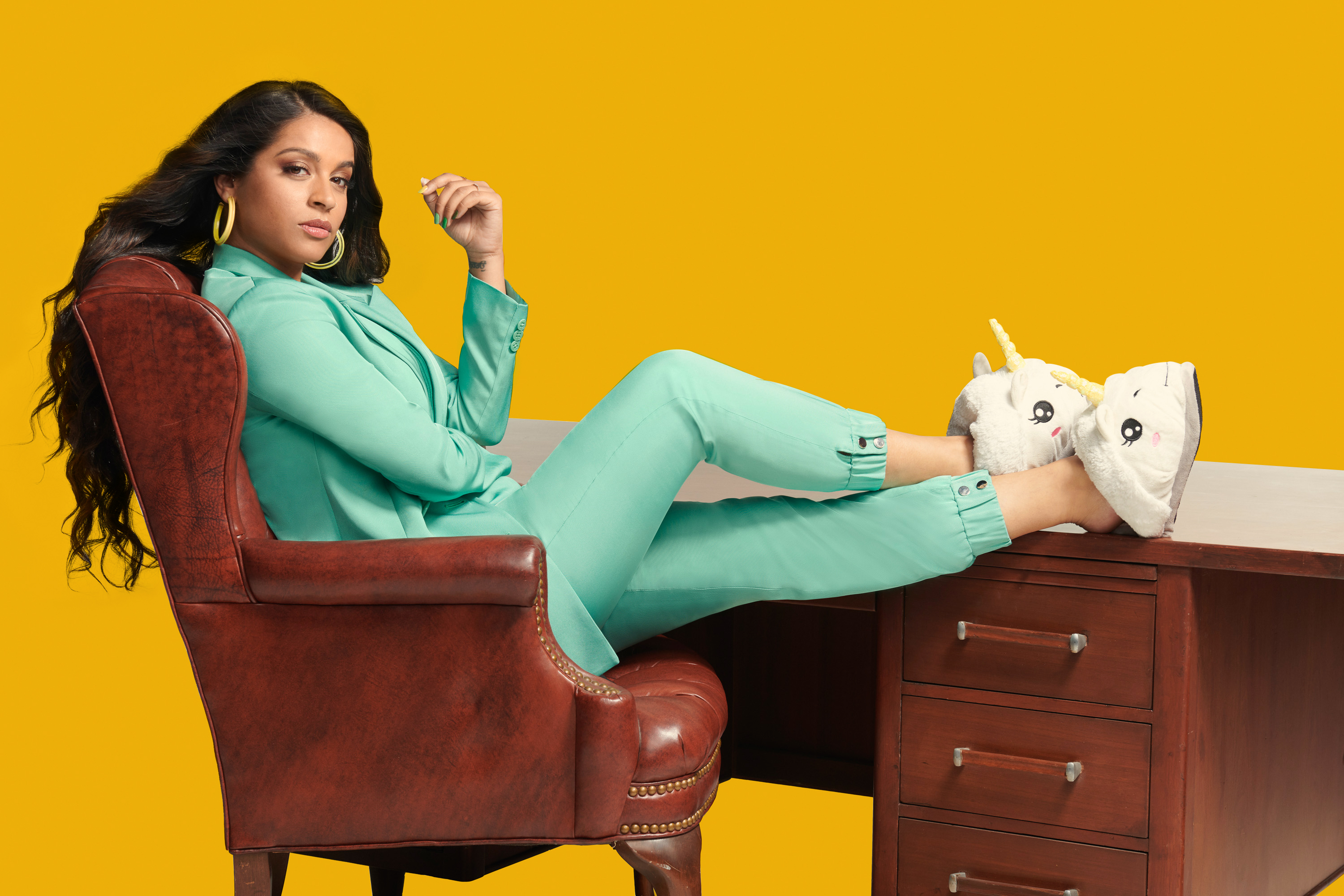 What to expect from NBC's 'A Little Late With Lilly Singh'