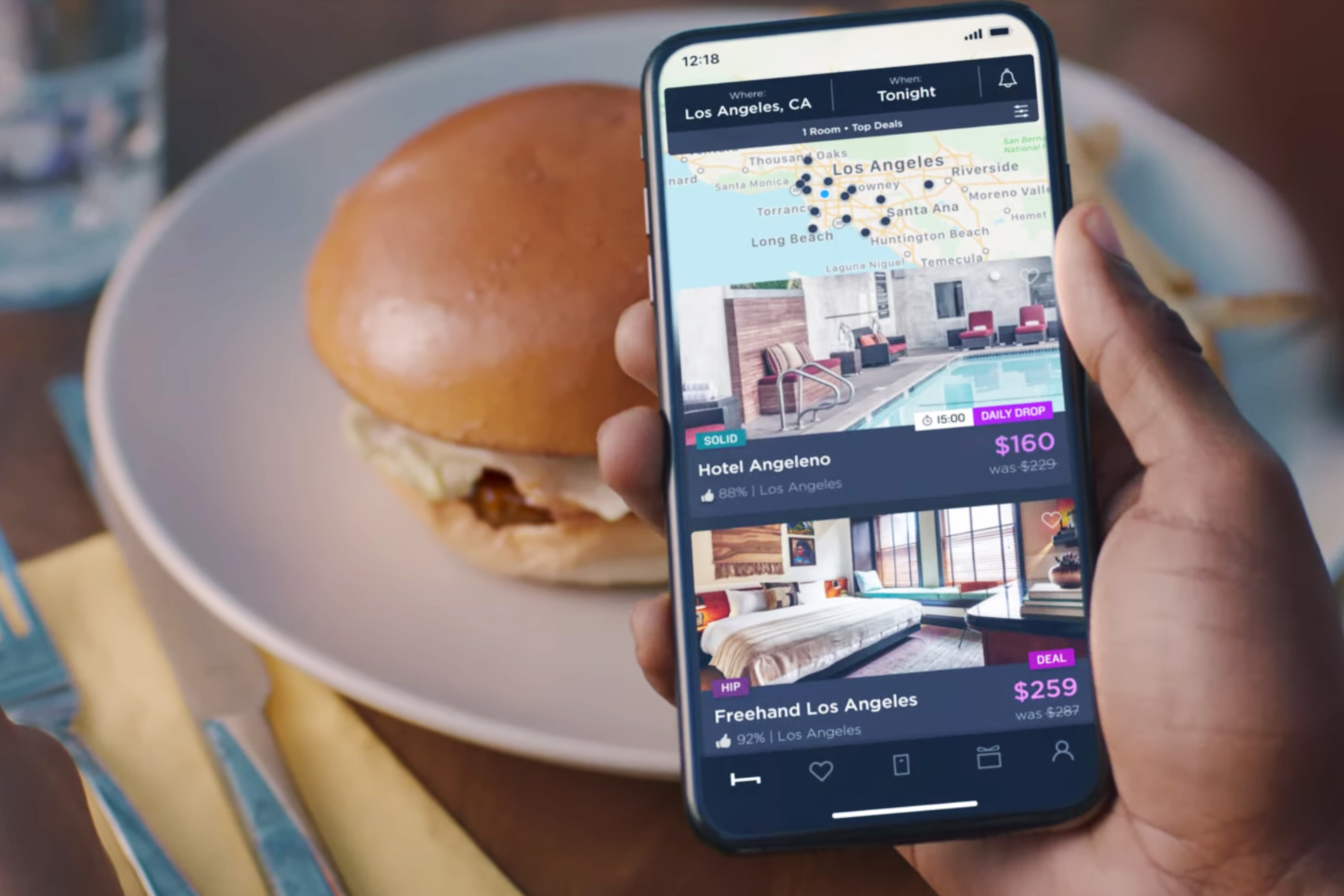 Behind Airbnb's purchase of HotelTonight and push into hotels