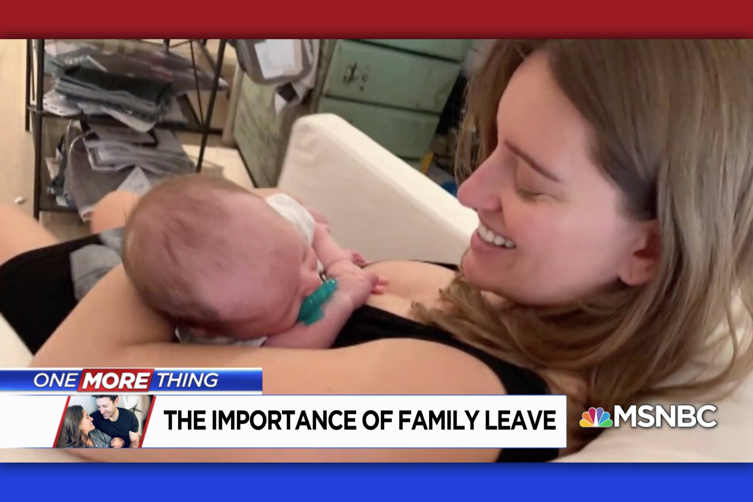 Survey: Fewer than 3 in 10 U.S. workers have eight-plus weeks of maternity leave