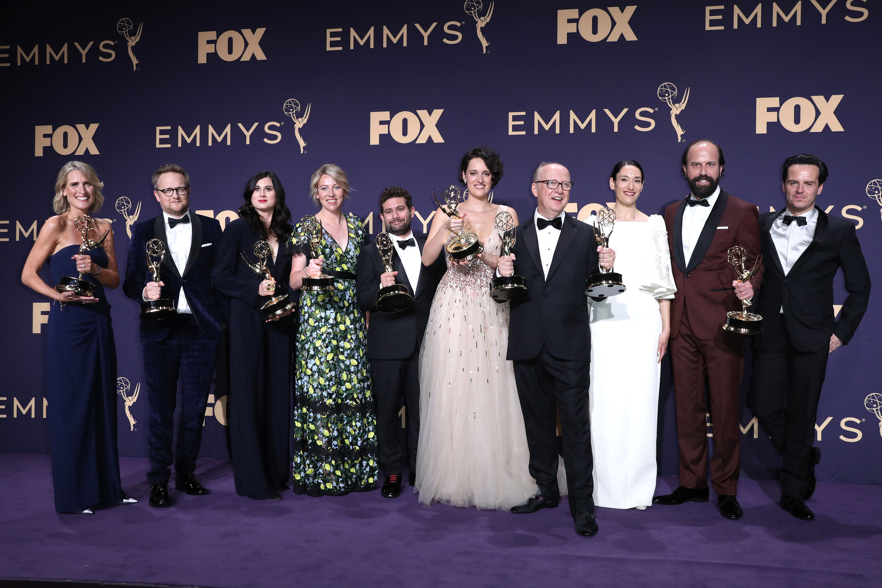71st Primetime Emmy Awards Fox Emmys Ratings Broadcast TV Fleabag