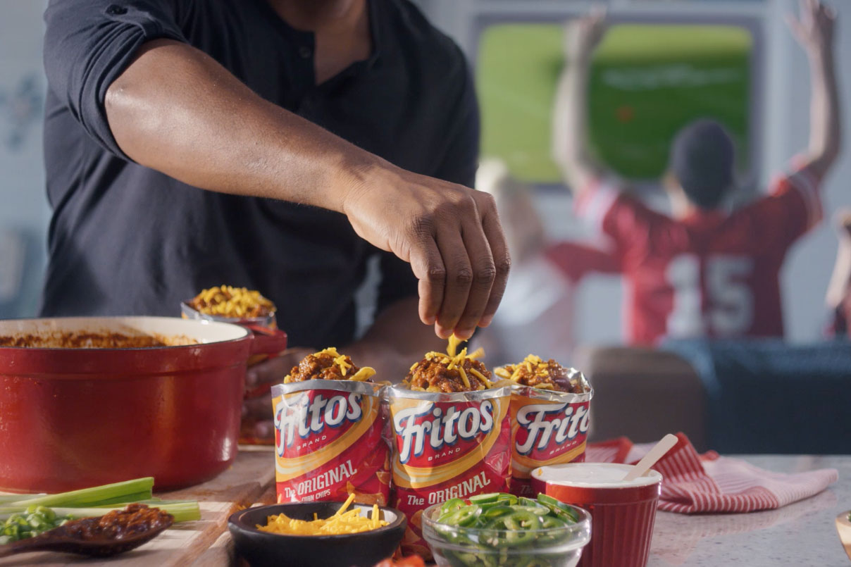 See Fritos' first new campaign in 48 years: Marketer's Brief