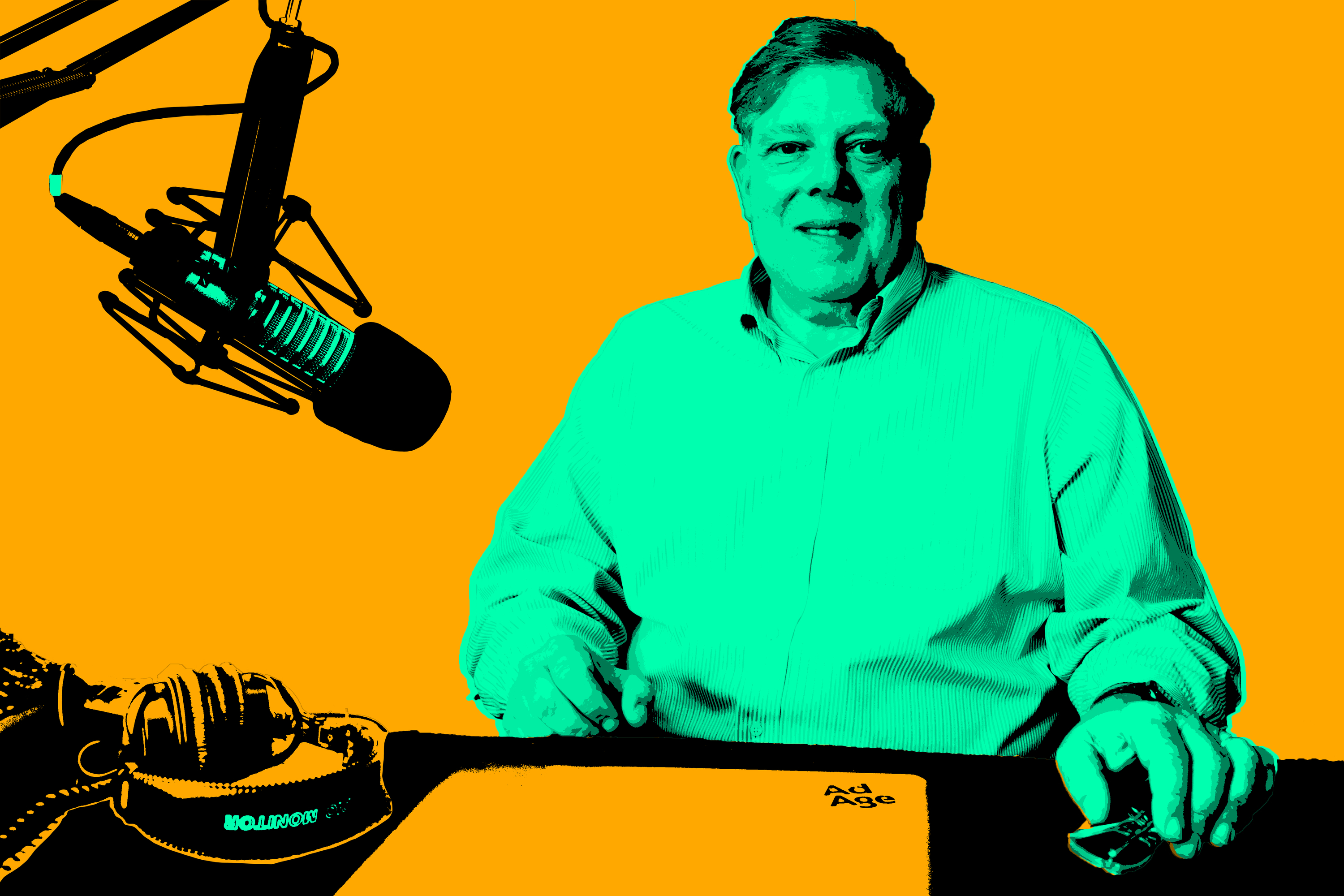 Polarizing pollster Mark Penn on advertising, politics and the future of MDC