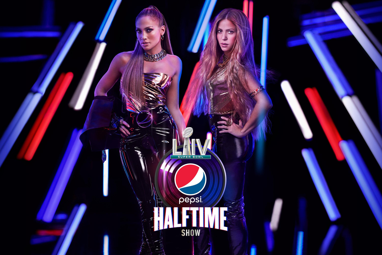 Jennifer Lopez and Shakira will headline Pepsi-sponsored Super Bowl halftime show