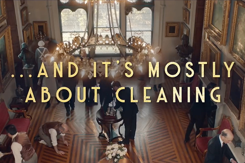 'SNL' knows what the 'Downton Abbey' movie is really about: Watch the spoof trailer
