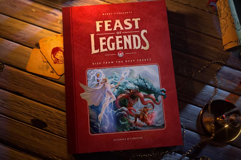 Wendy's: Feast of Legends