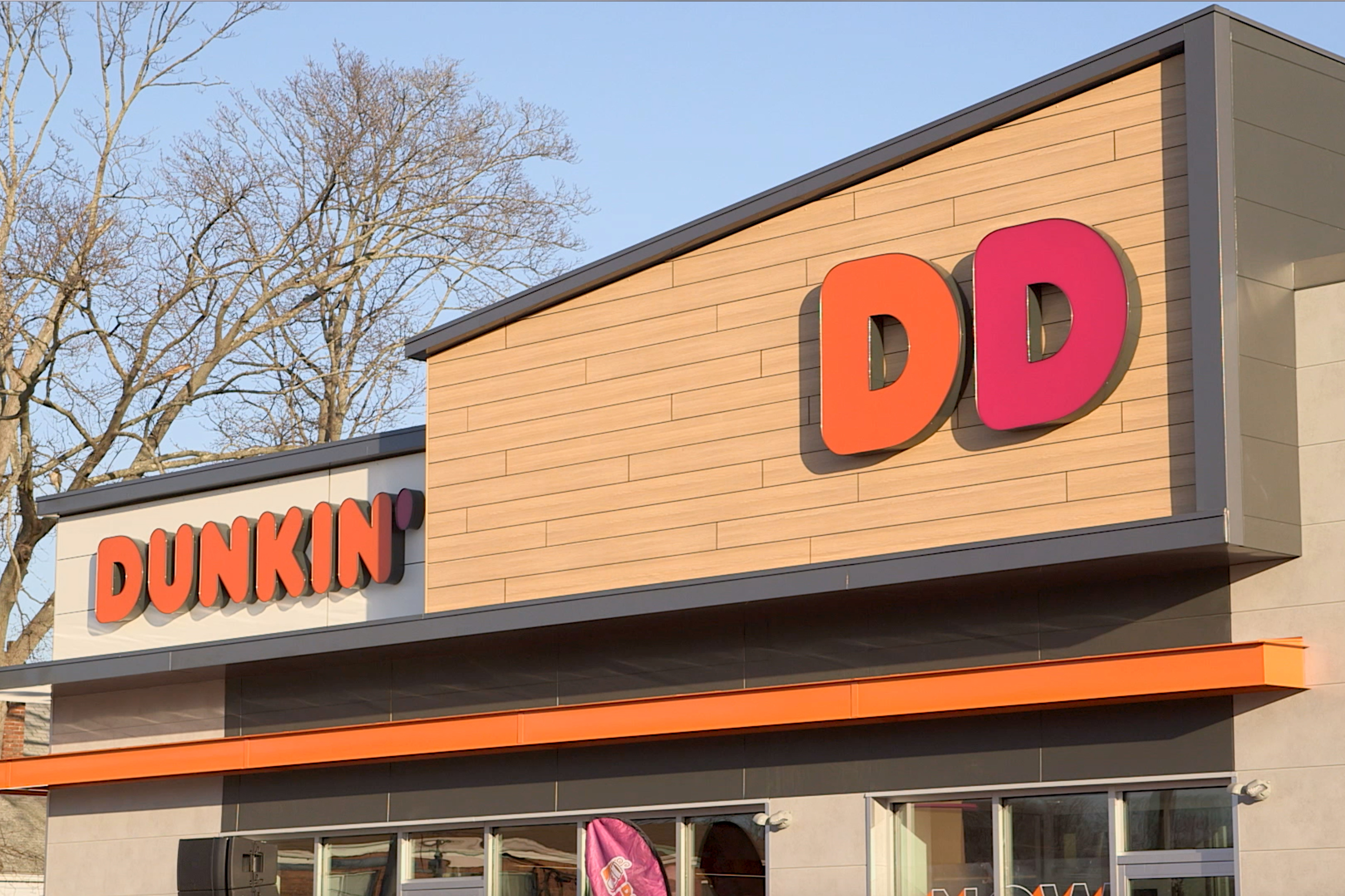 Dunkin's CMO dishes on the brand's name change and stronger sales growth