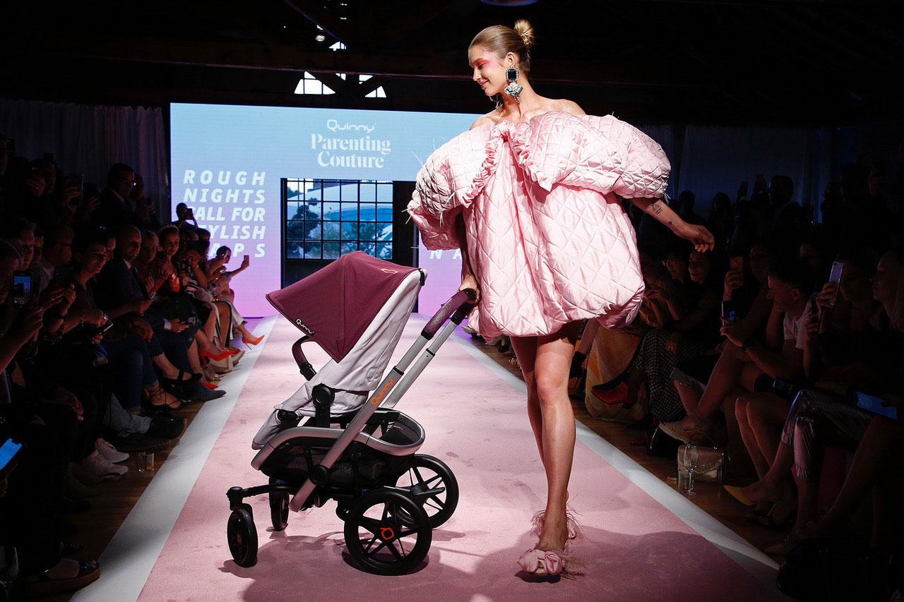Quinny: Parenting Couture