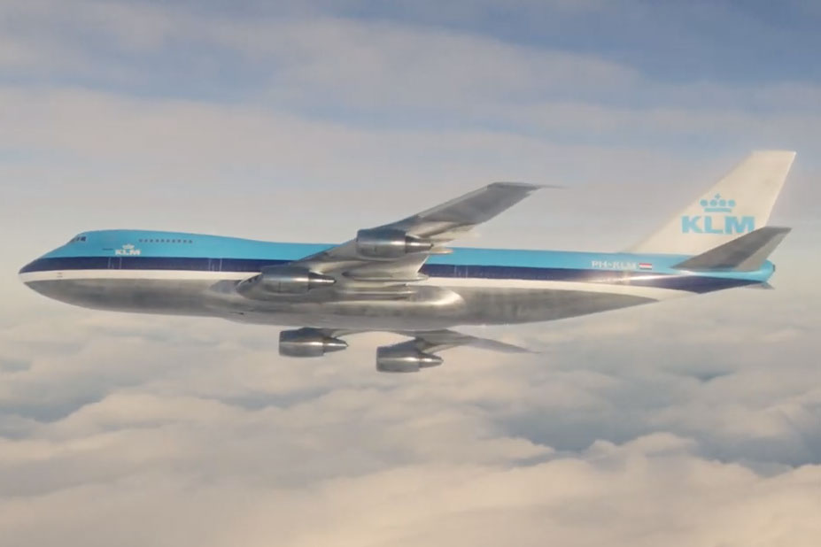 KLM'S CENTENARY AD IS ALSO A NOD TO THE PROGRESS MADE BY WOMEN