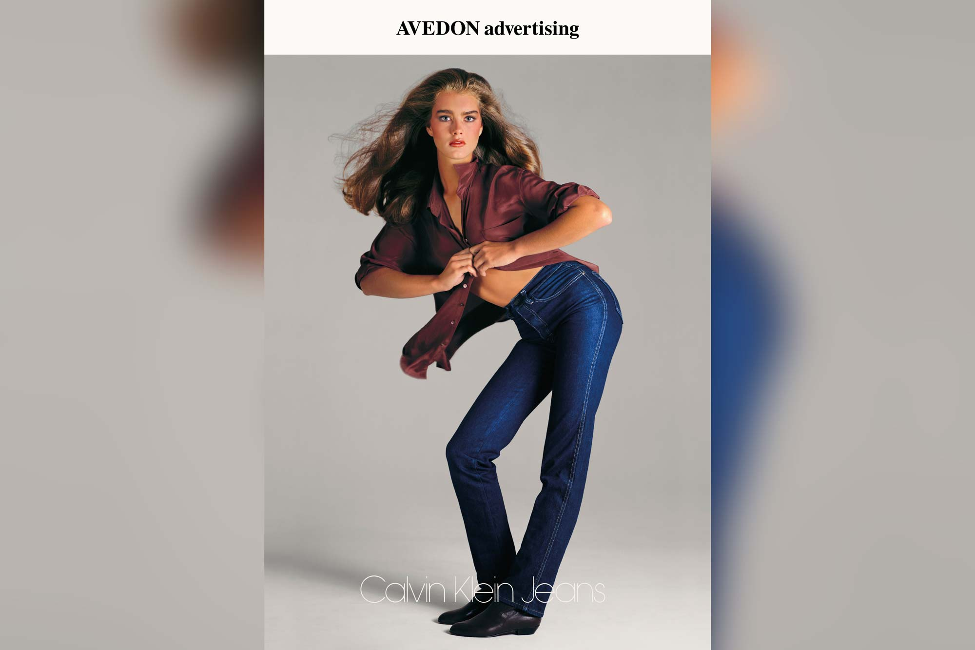 'Avedon Advertising' reveals a lesser-known side of iconic fashion and portrait photographer