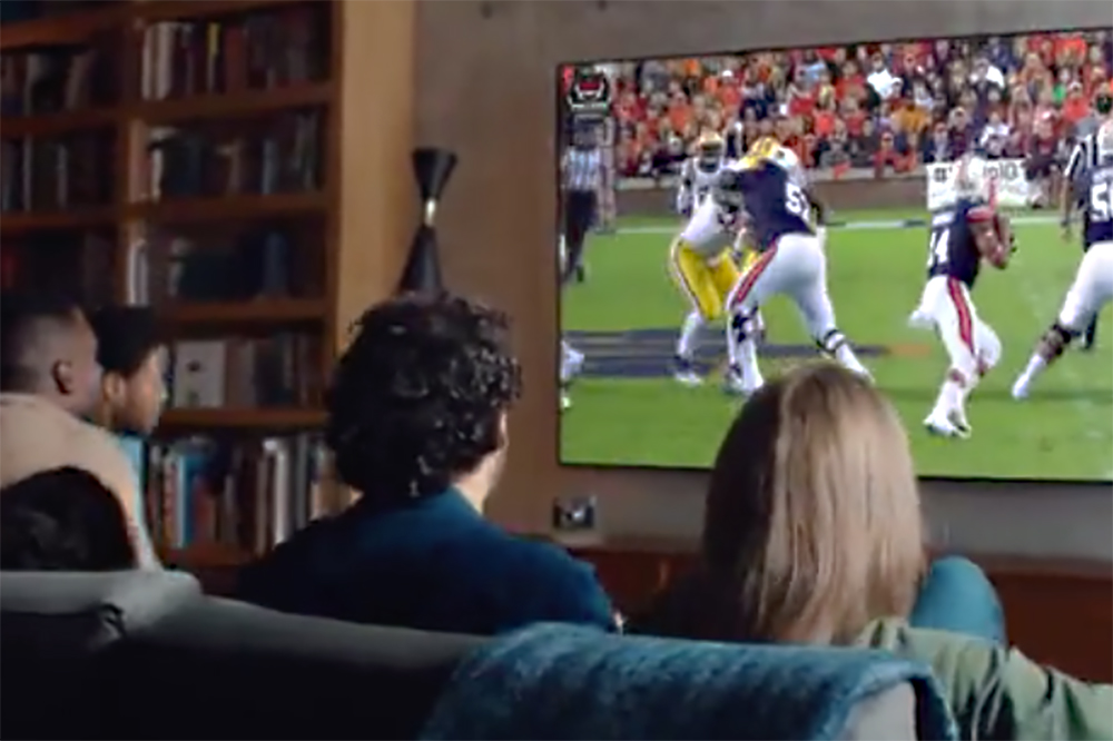 Watch the newest commercials on TV from Samsung, Hulu, Old Spice and more