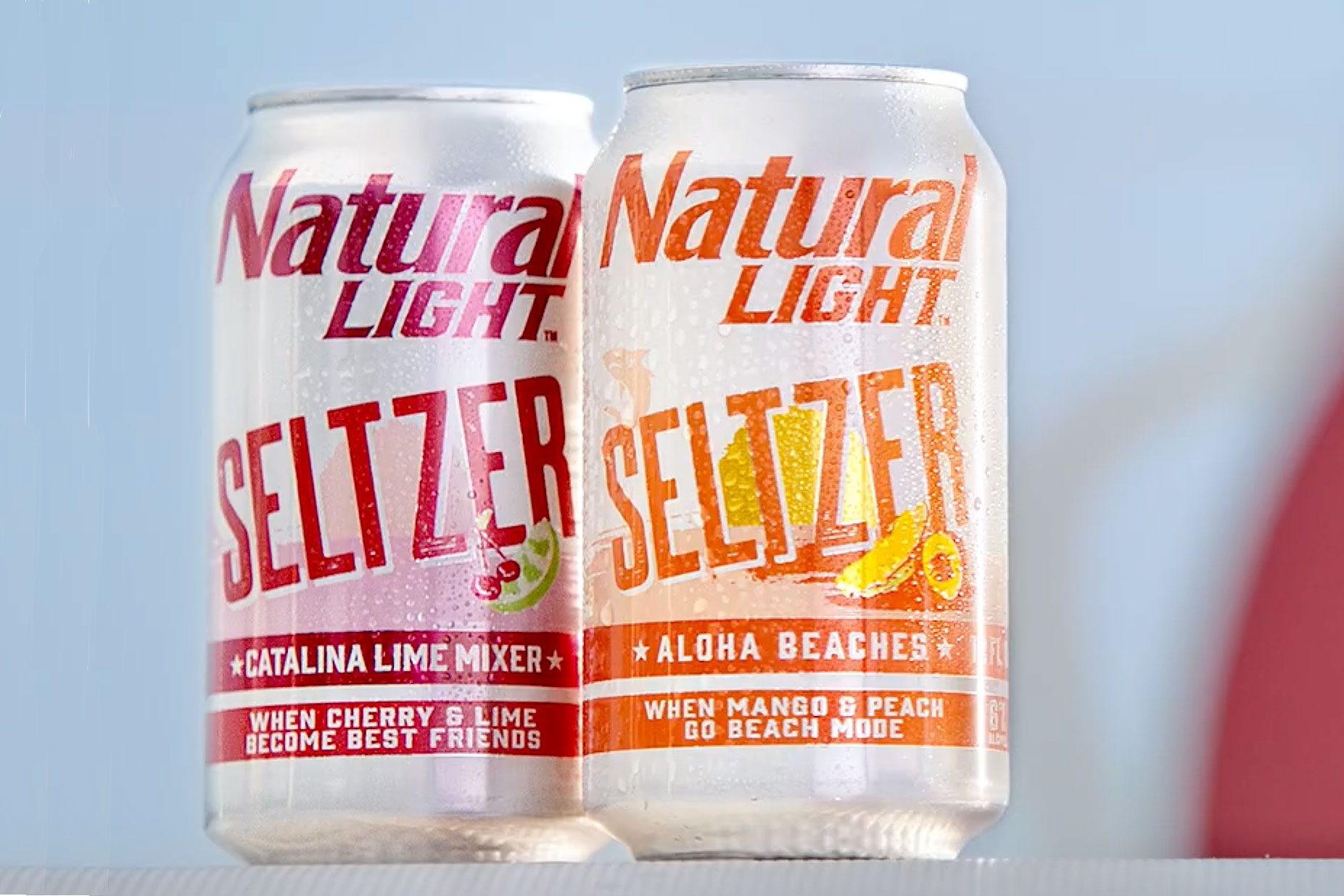 Natty Light Seltzer deploys TV ads during college football as it chases White Claw
