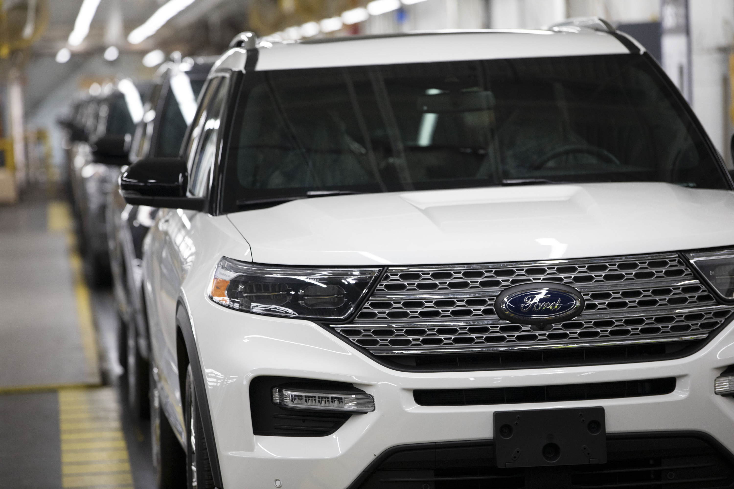 Ford botches Explorer launch, putting CEO back on hot seat
