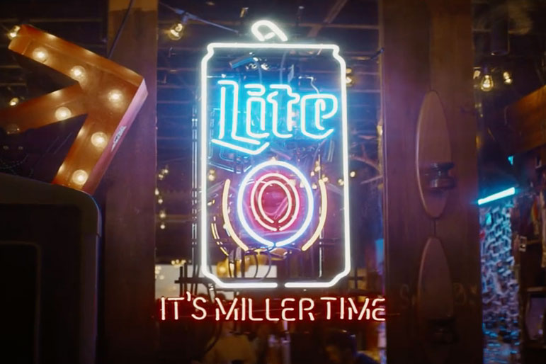 MIller Lite's new campaign asks people to unfollow it on social media