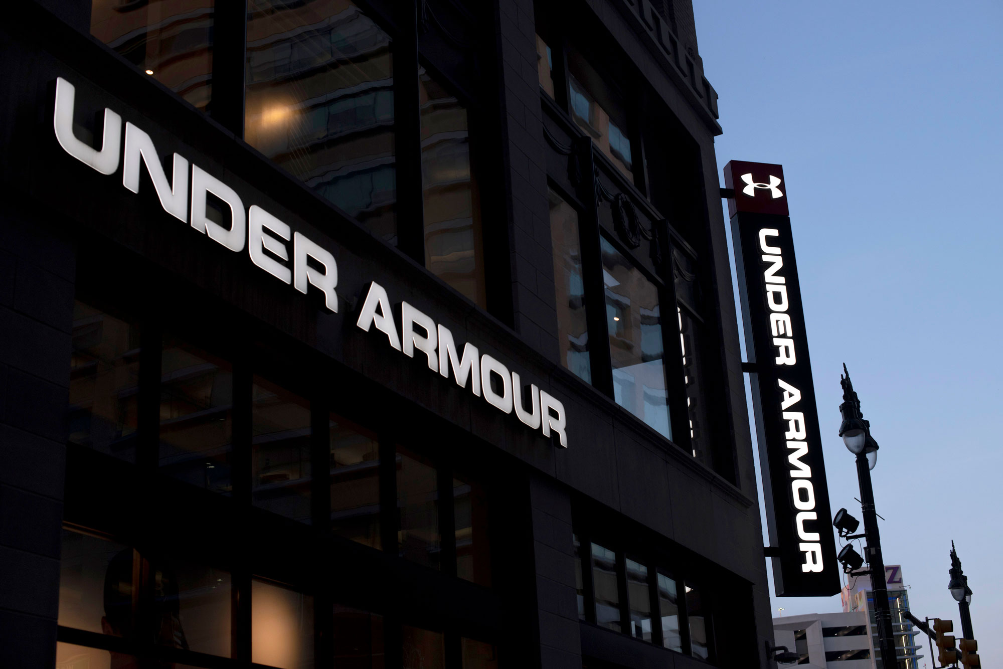 Under Armour founder Kevin Plank Is stepping aside as CEO after 23 years