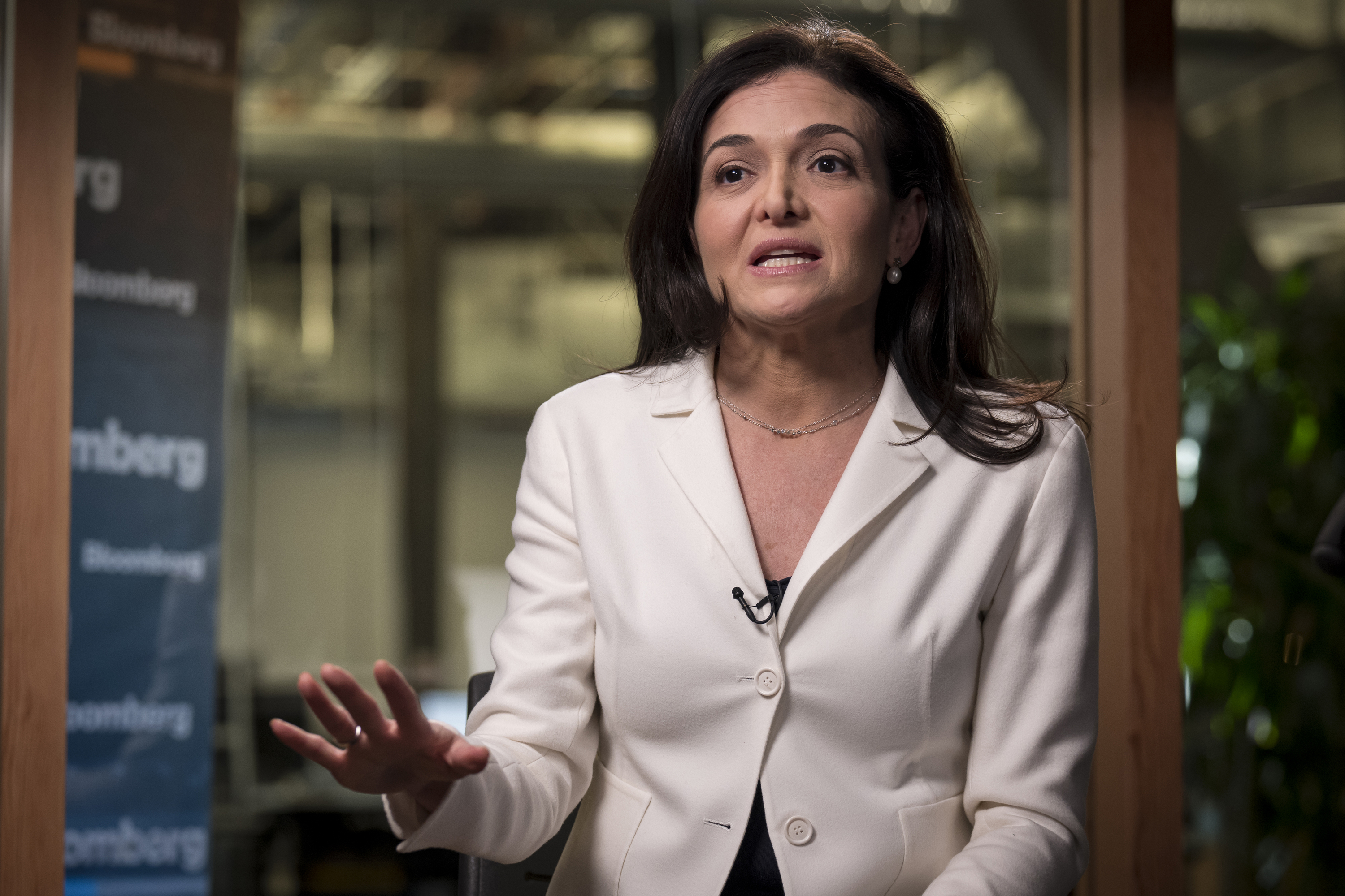 Sheryl Sandberg insists Facebook 'filter bubble' problem is misunderstood