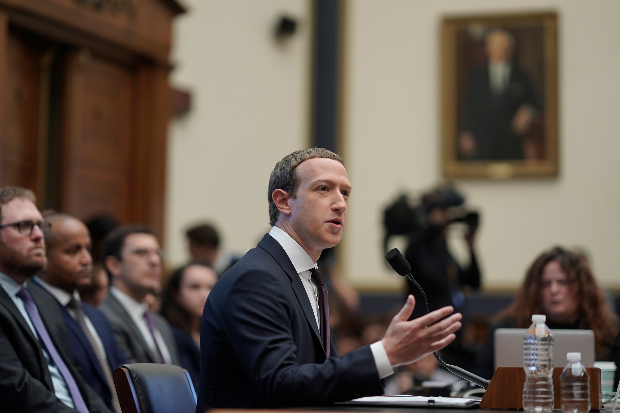 46 times Facebook went to the mat in 2019: A look back at the year at the social network