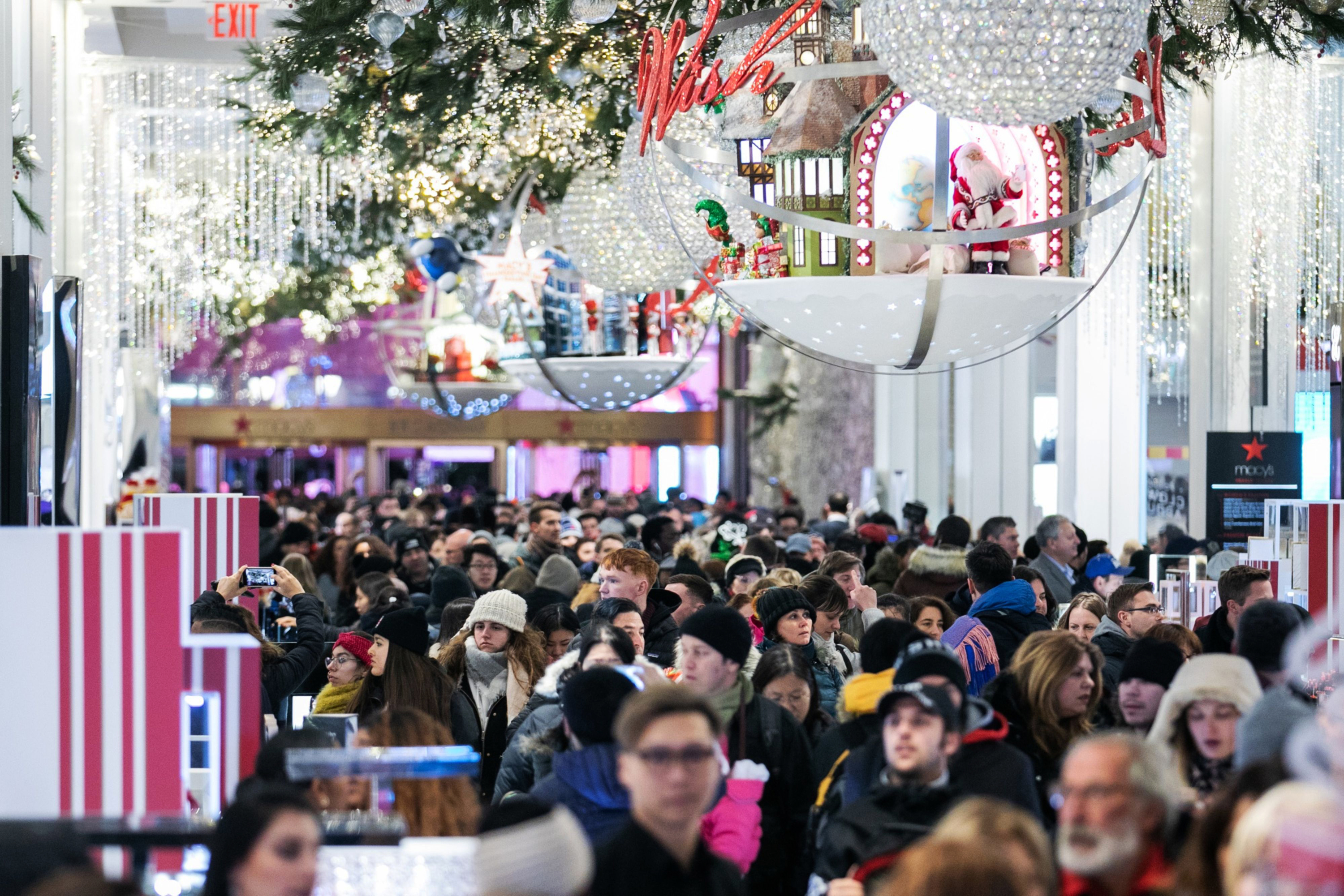 Shorter holiday season means an earlier start for retail marketers