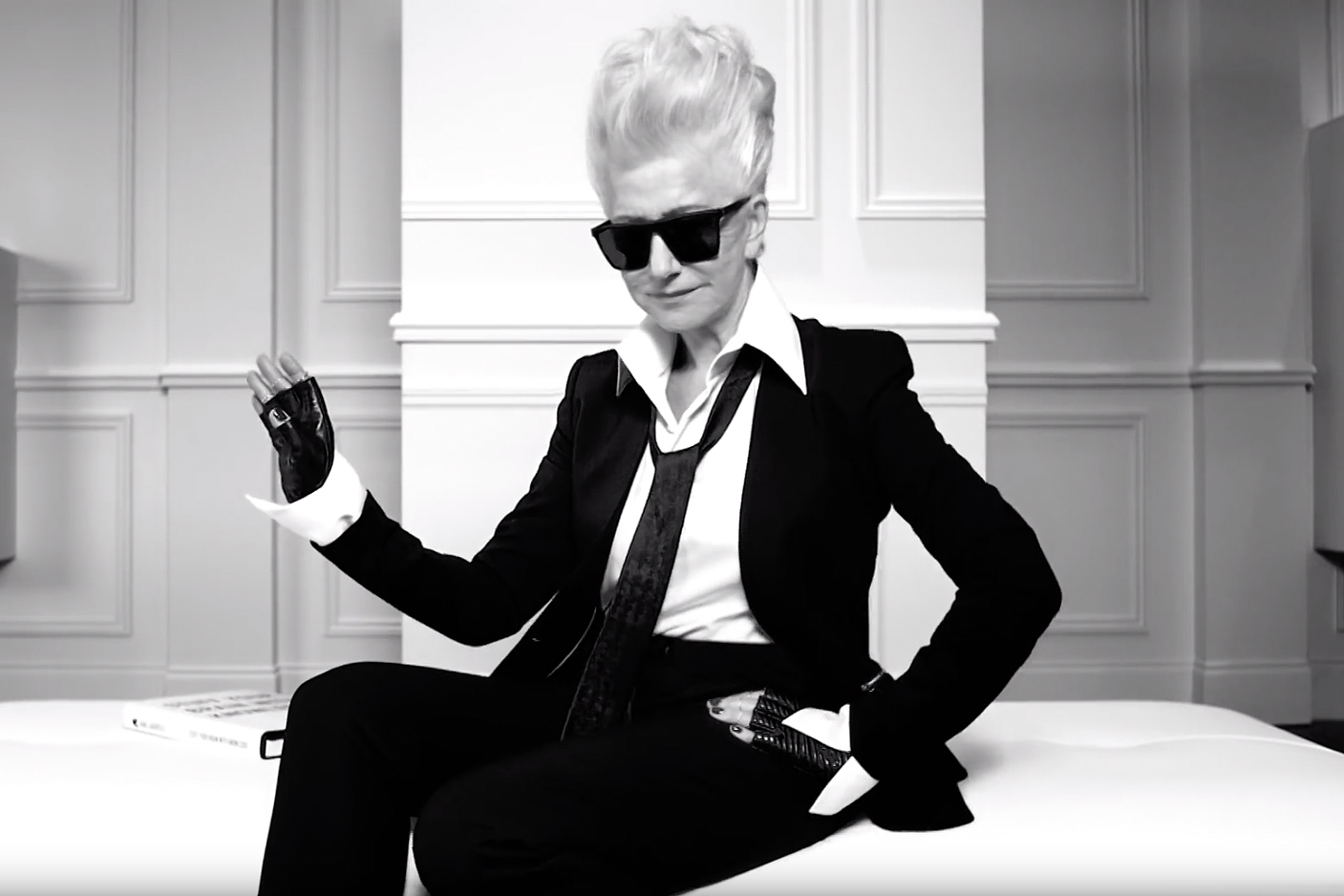 L'Oreal campaign celebrating Karl Lagerfeld omits some of his most controversial statements