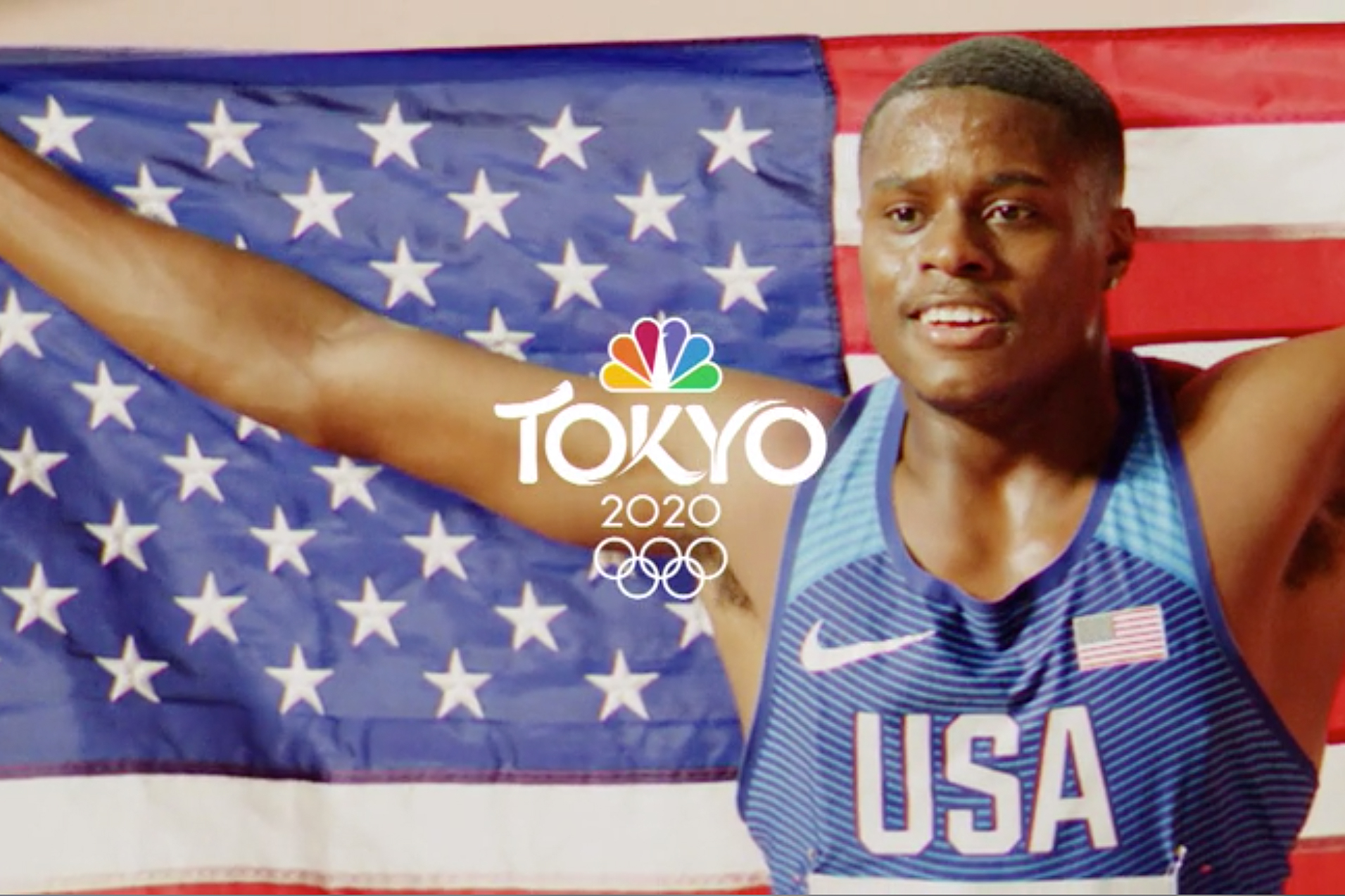 2020 Summer Olympics NFL NBC Sports Sunday Night Football