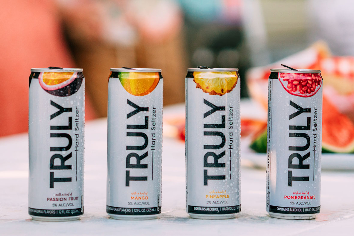 Goodby wins Truly Hard Seltzer and Sam Adams beer