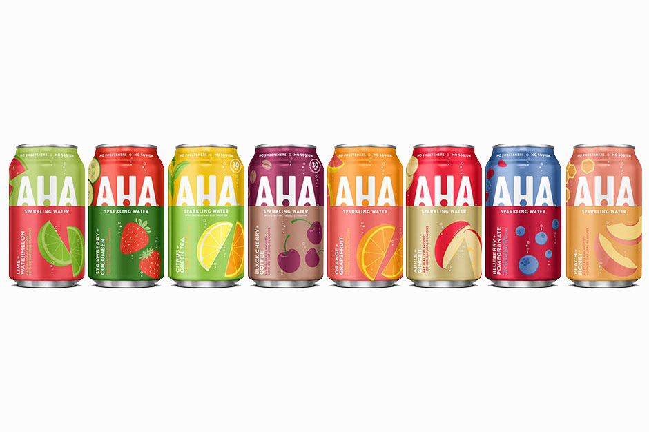 Behind Coke's move to boost sparkling water sales with new Aha brand