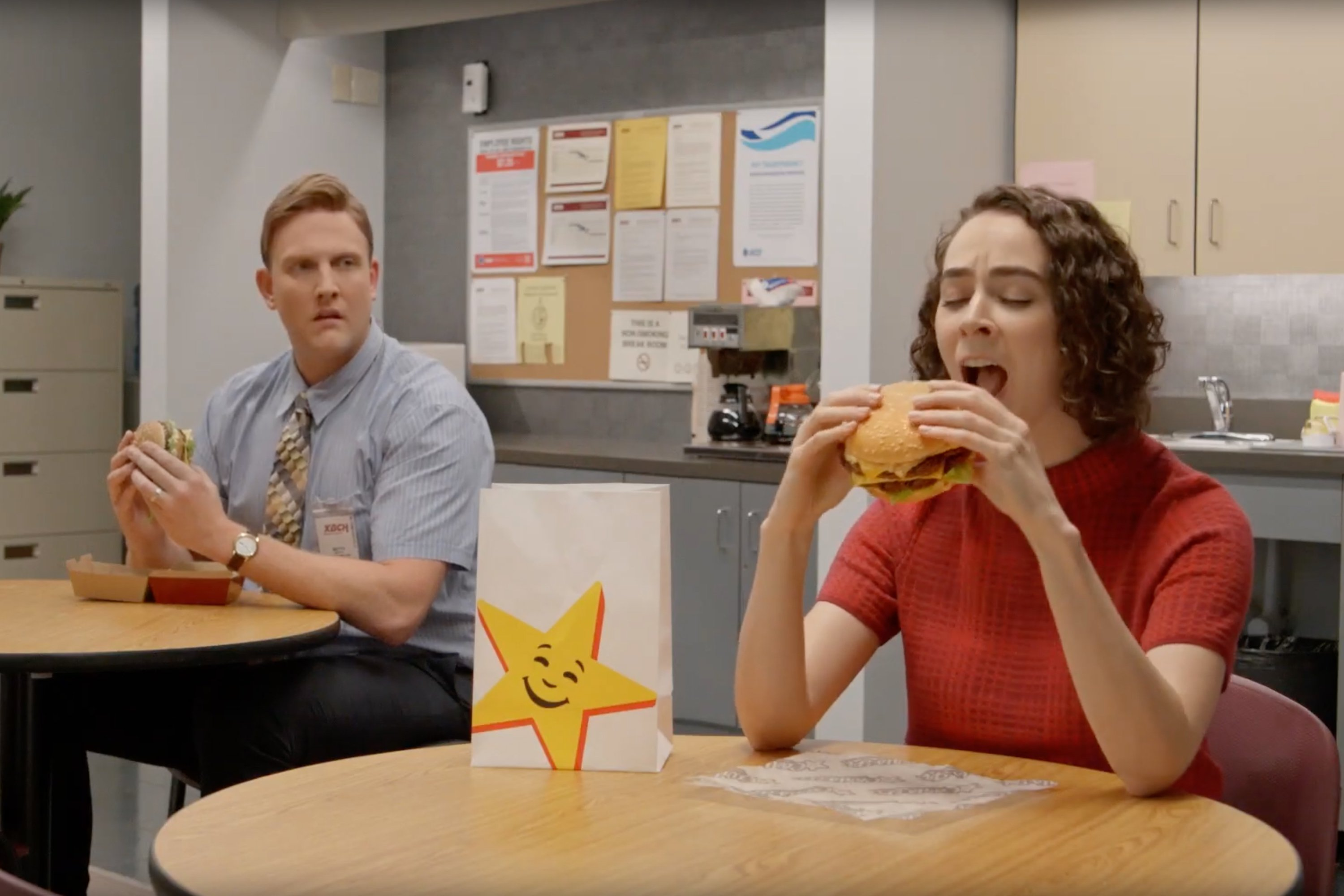 CKE's new chief brand officer brings back 72andSunny to work on Carl's Jr. and Hardee's