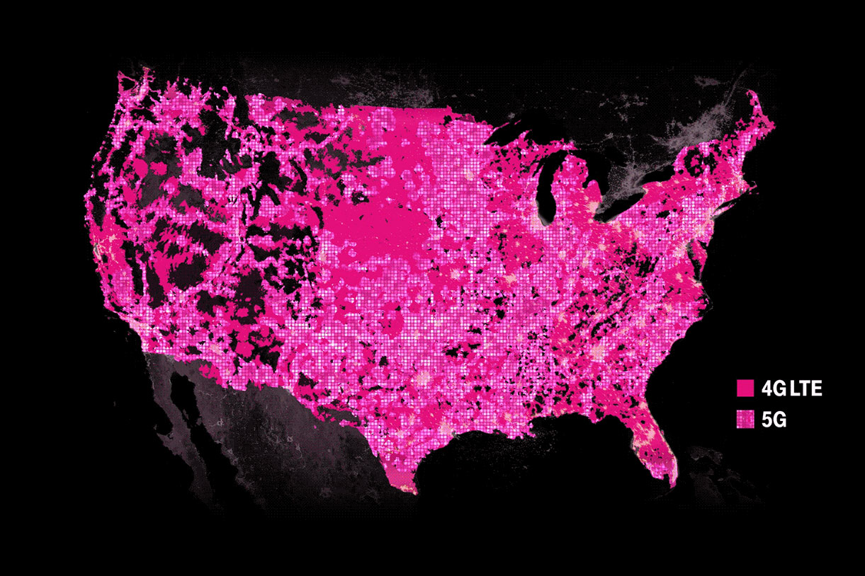 Although rivals such as Verizon and AT&T offer 5G services to consumers, T-Mobile is first to launch the next gen tech nationwide. The move comes a year after T-Mobile acquired Sprint for $26 billion