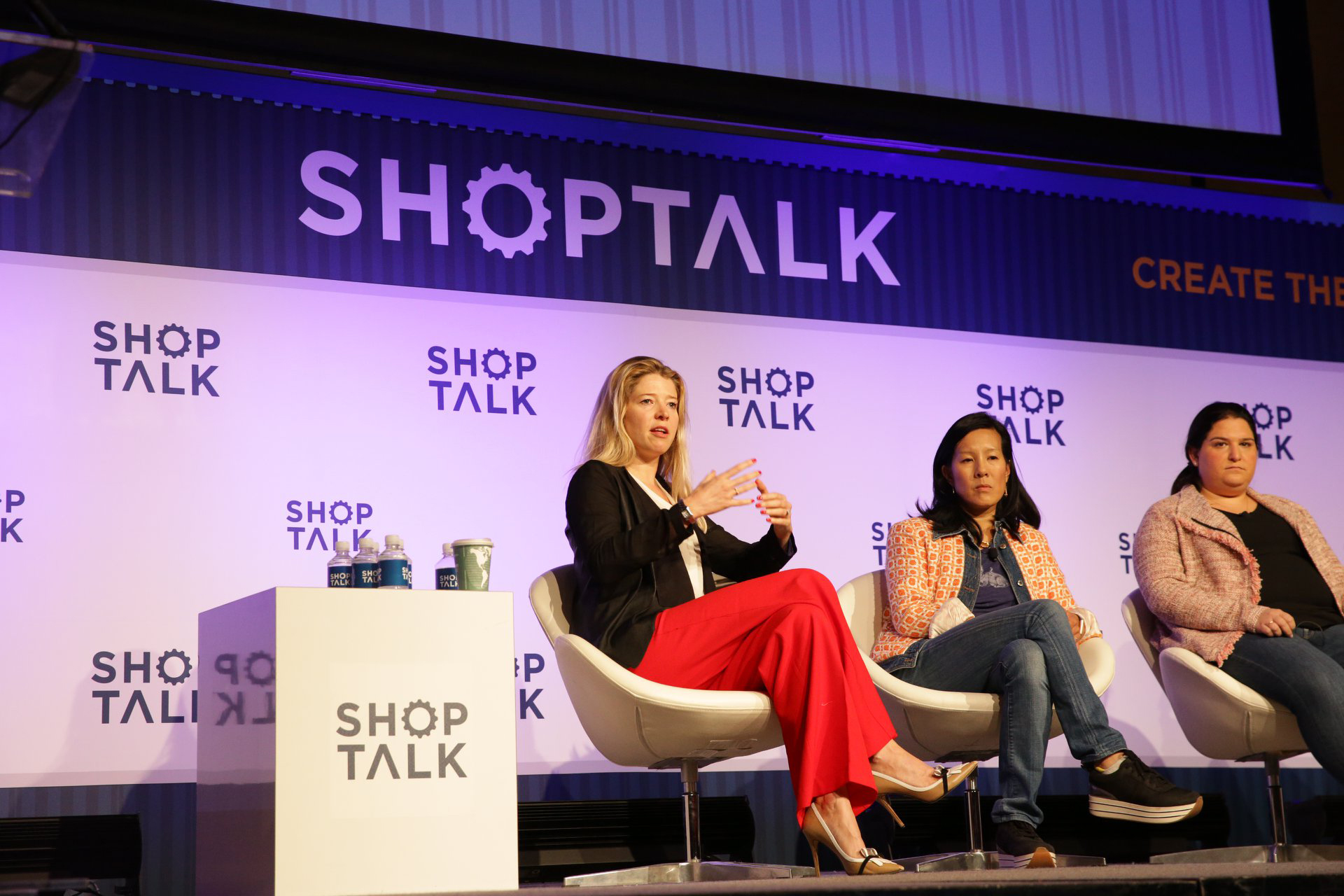 No men need apply—Shoptalk conference takes all-female route: Marketer's Brief
