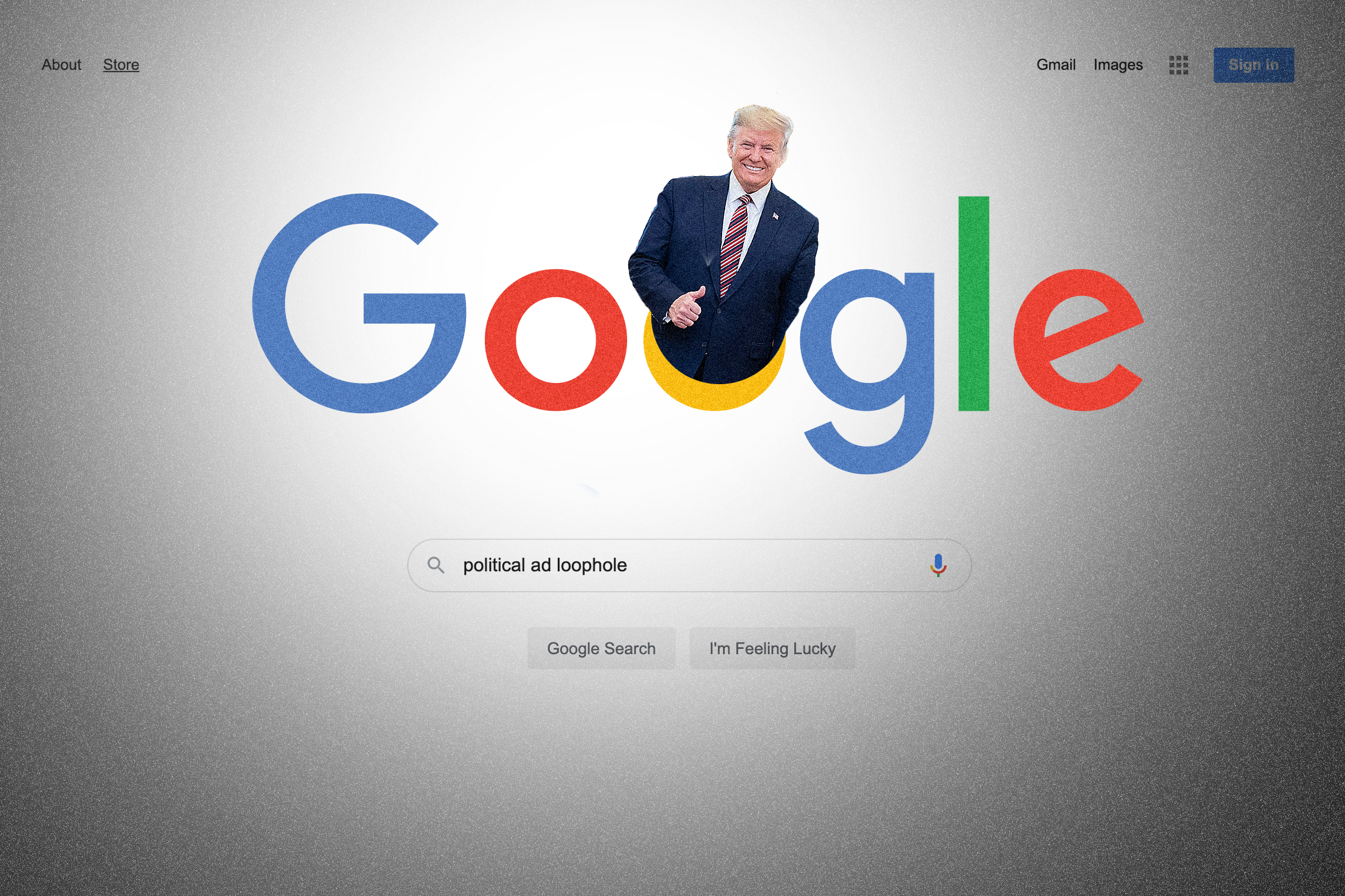 Google's limits on political ads have a loophole Trump could tap