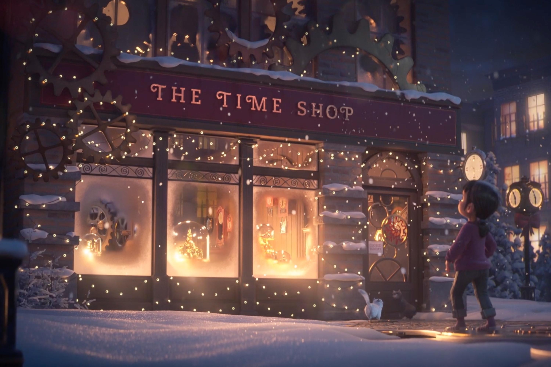 Chick-fil-A: Time Shop