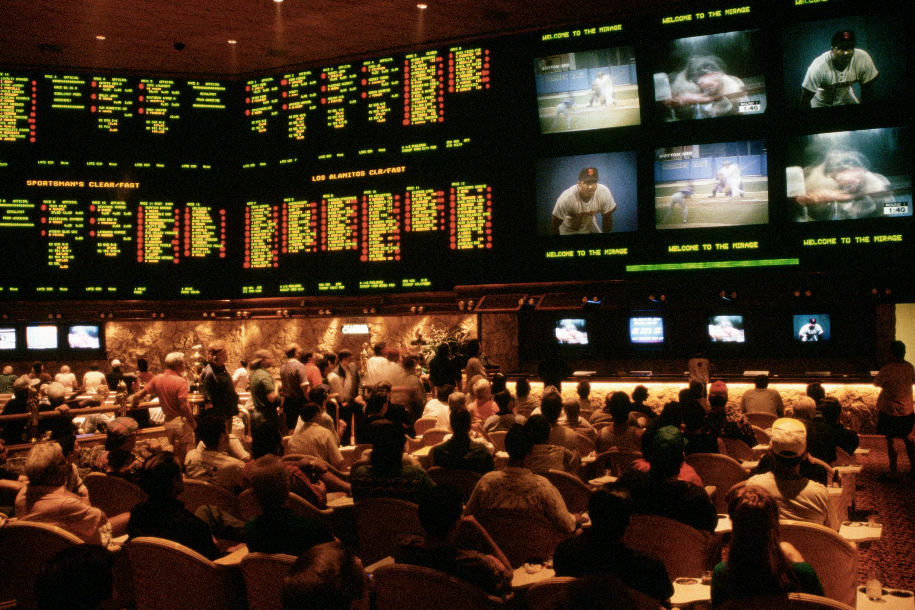 Keep calm and stop worrying about the NBA's ratings—and the NFL's little gambling problem