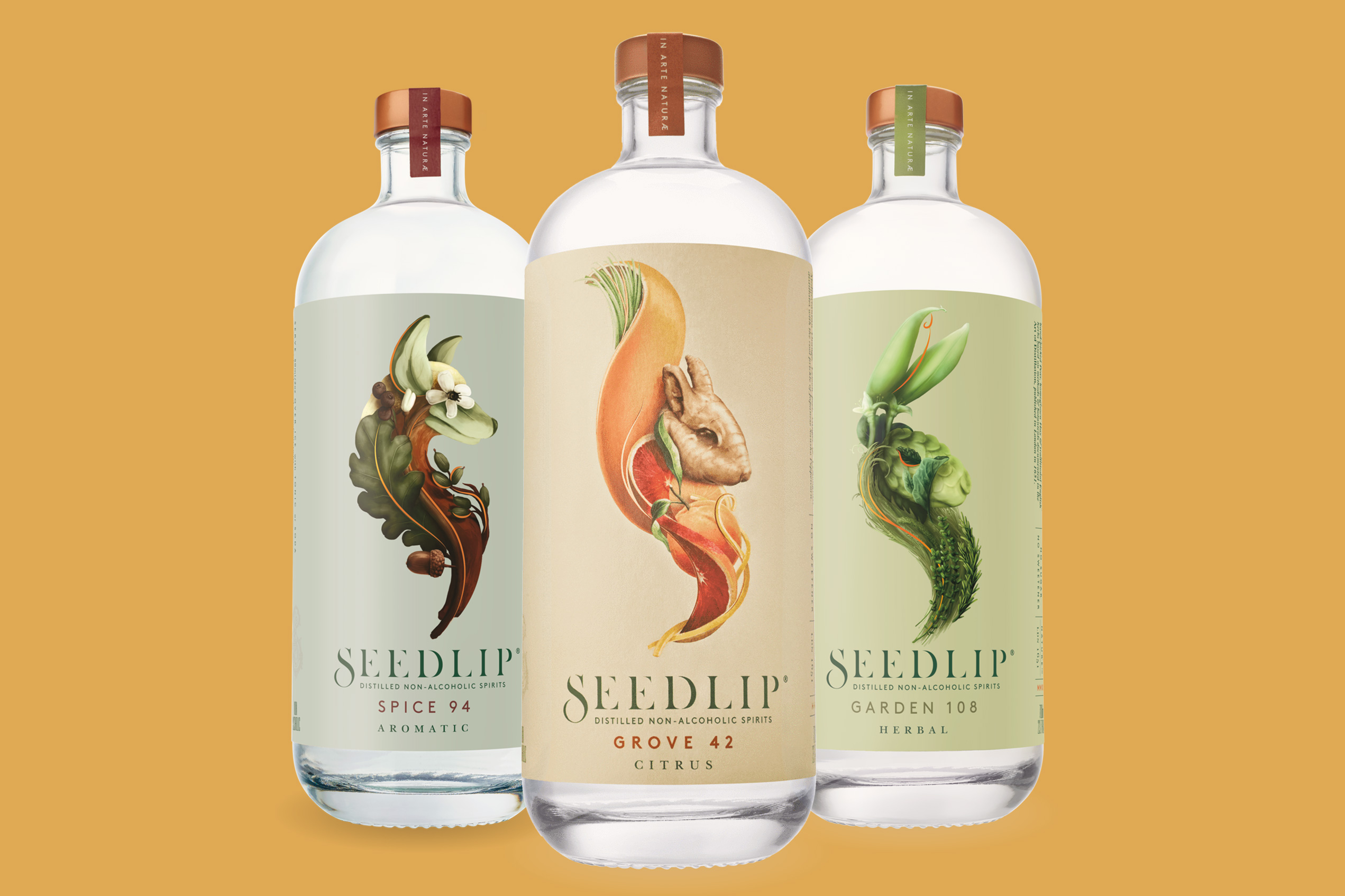 How the 'world's first non-alcoholic distilled spirits brand' is seizing on the moderation trend