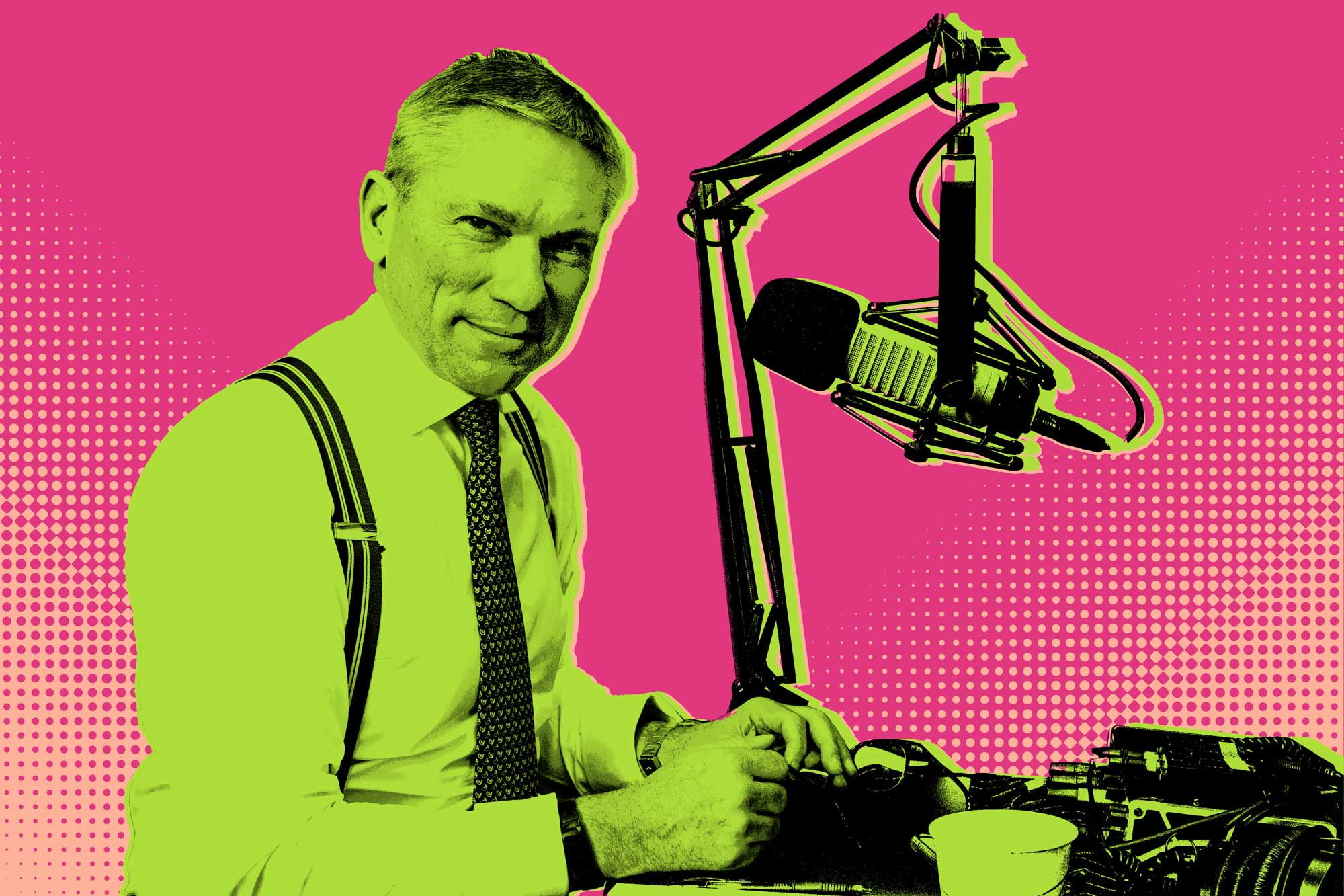 BBDO Worldwide CEO Andrew Robertson on the Ad Lib podcast
