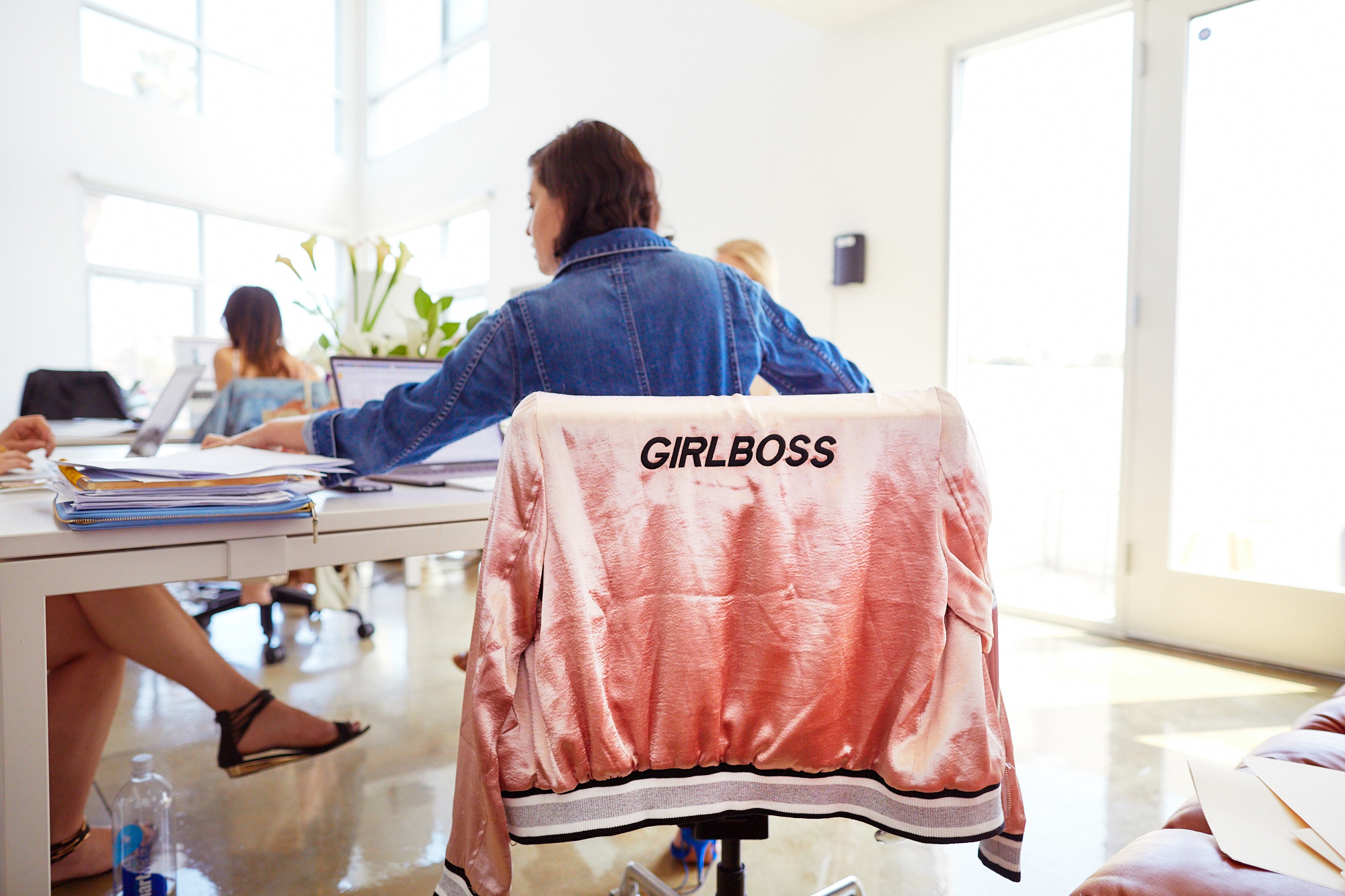 Joe Marchese's Attention Capital acquires Girlboss