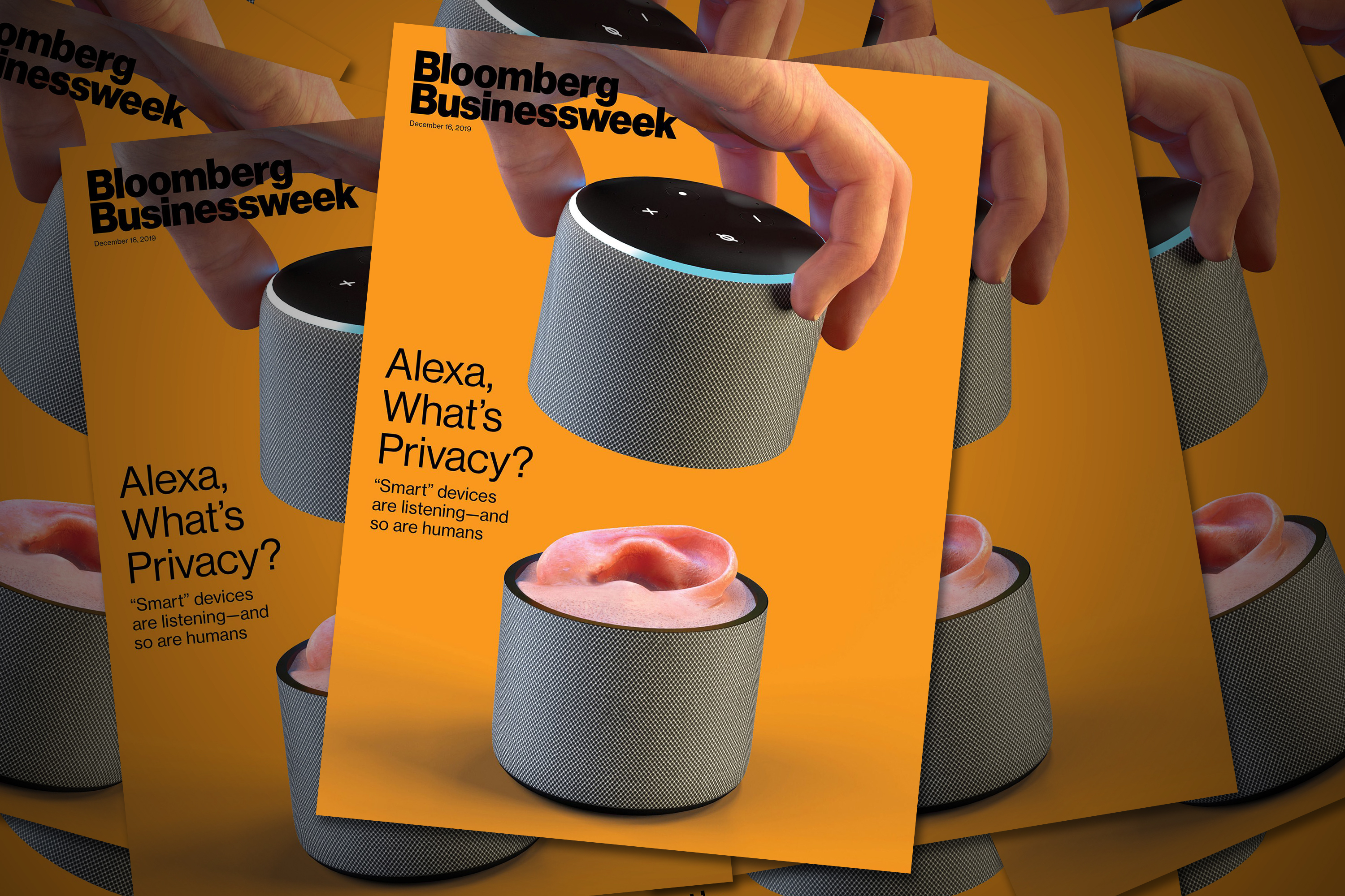 We're not commenting on this vaguely disturbing Bloomberg Businessweek cover (but Cindy Gallop did)