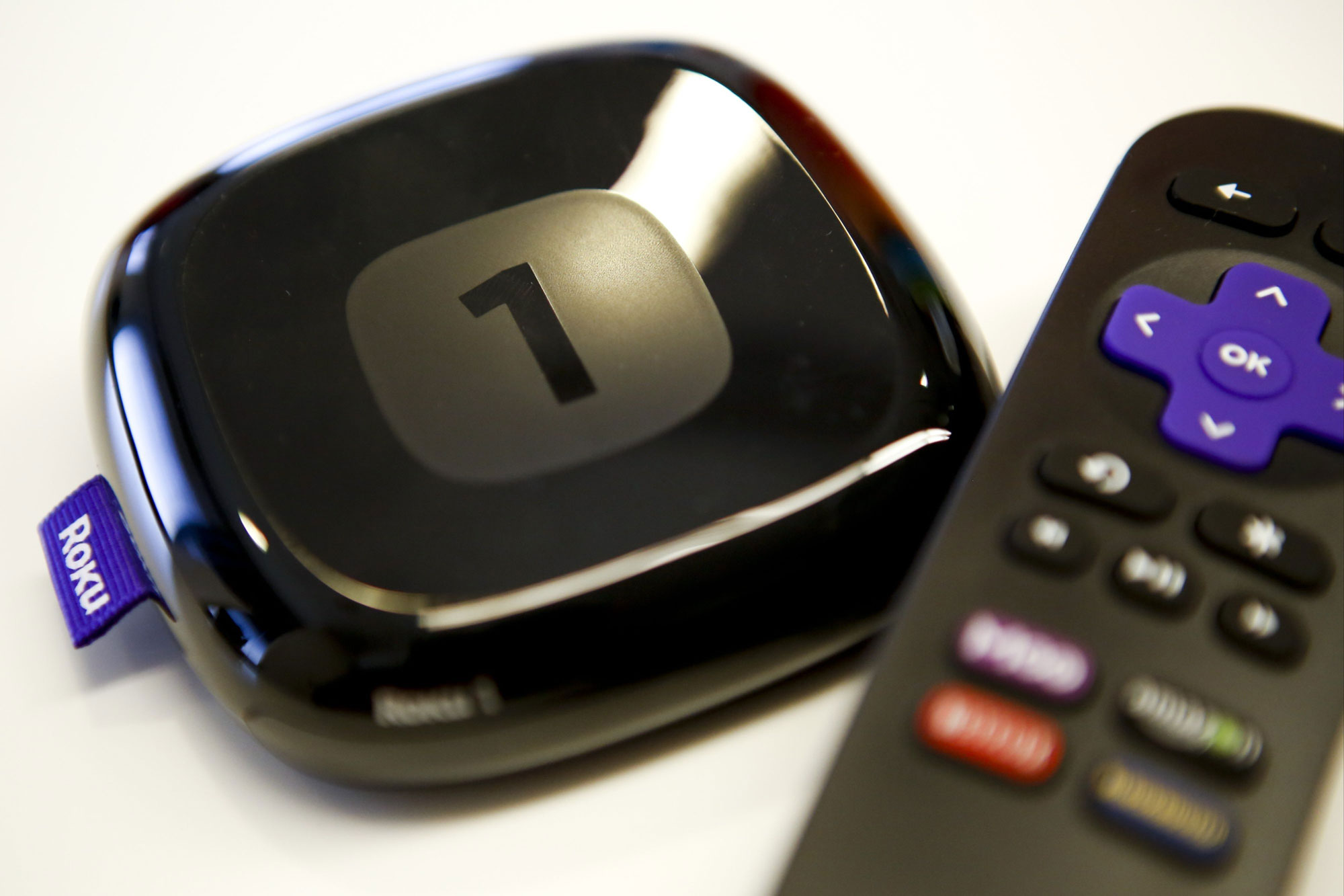 Roku sinks after saying CFO plans to step down