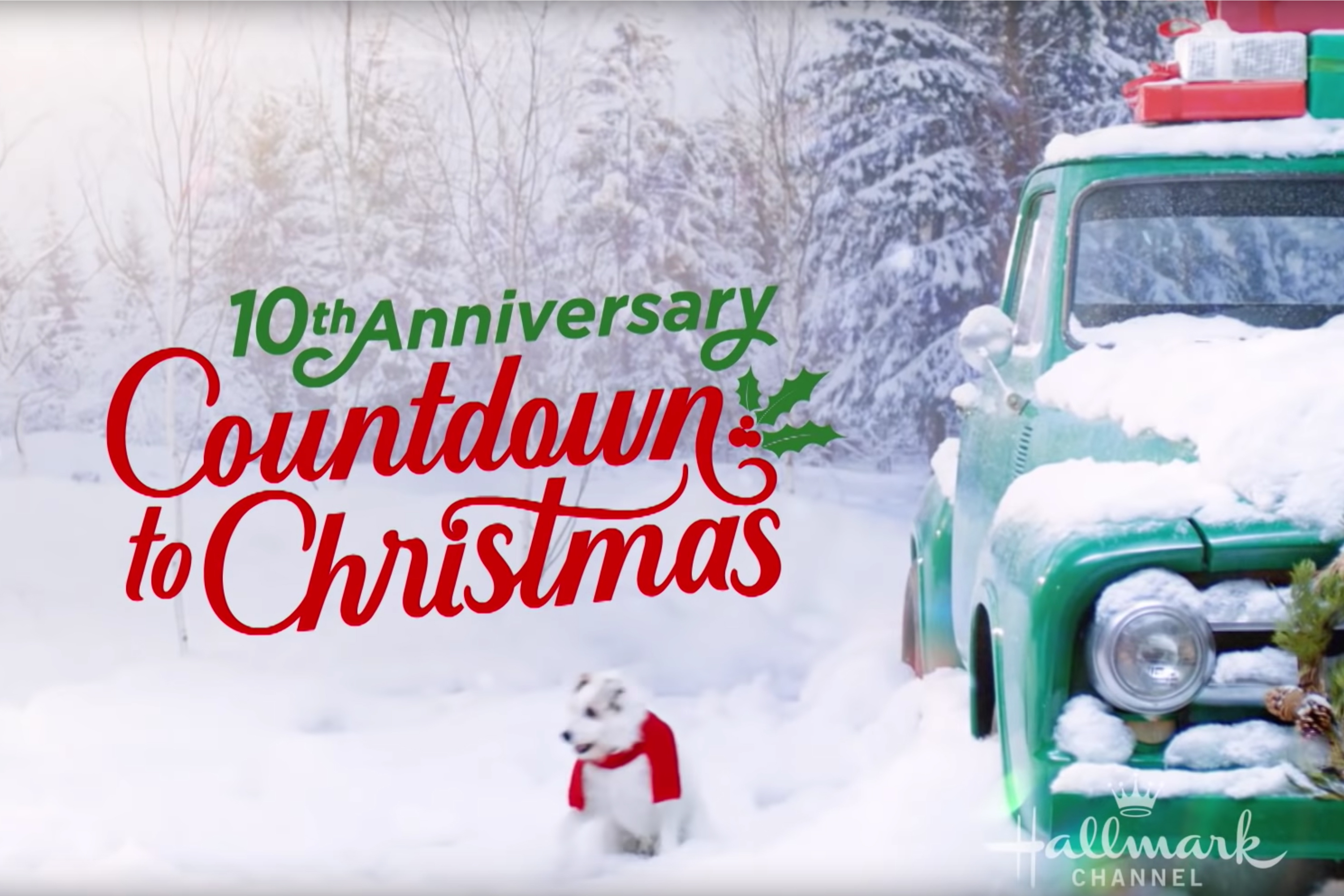 Here's what Hallmark Channel advertisers actually get out of the 'Countdown to Christmas'