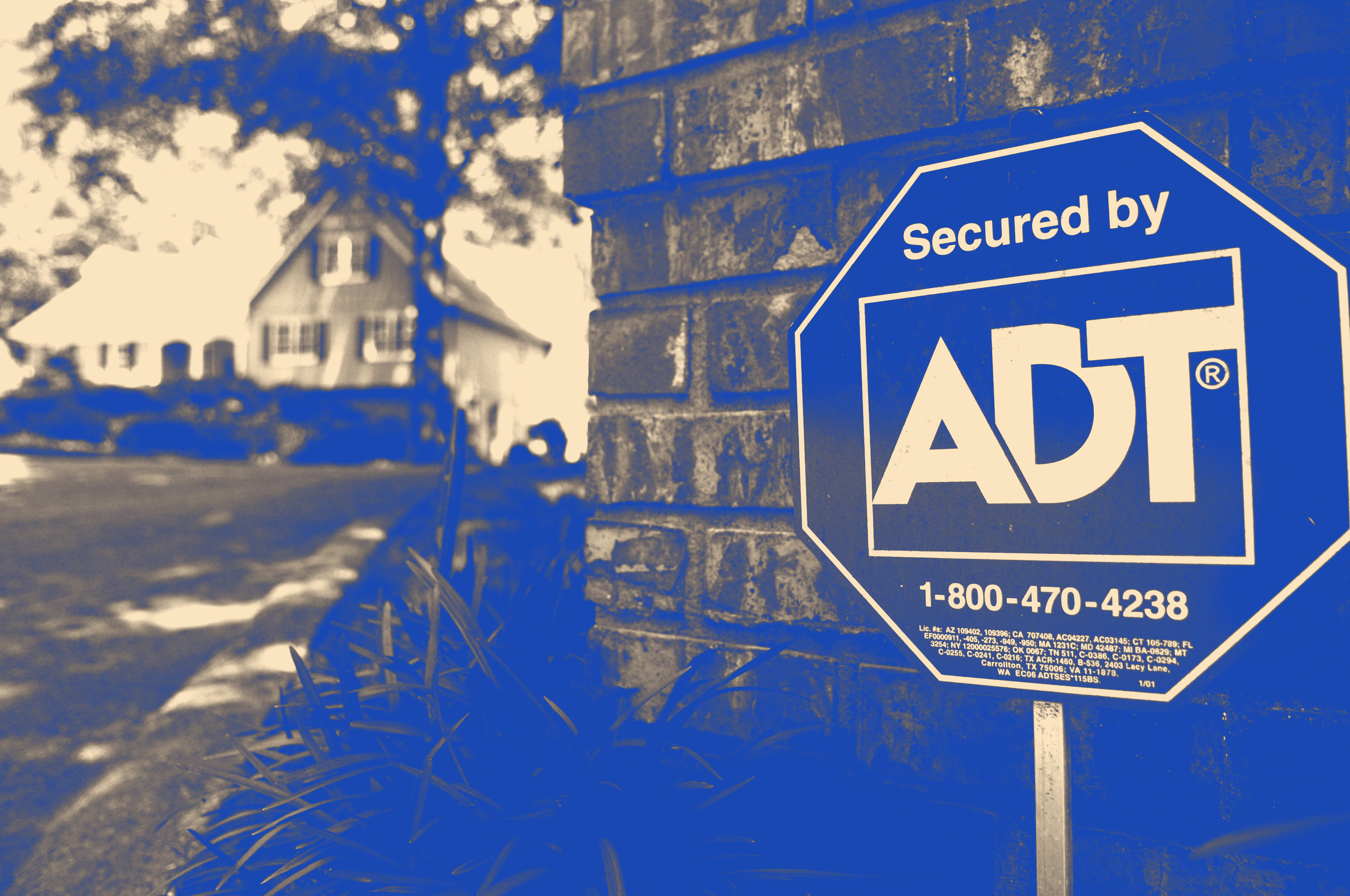 Contrary to earlier reports, ADT did not buy a Super Bowl commercial
