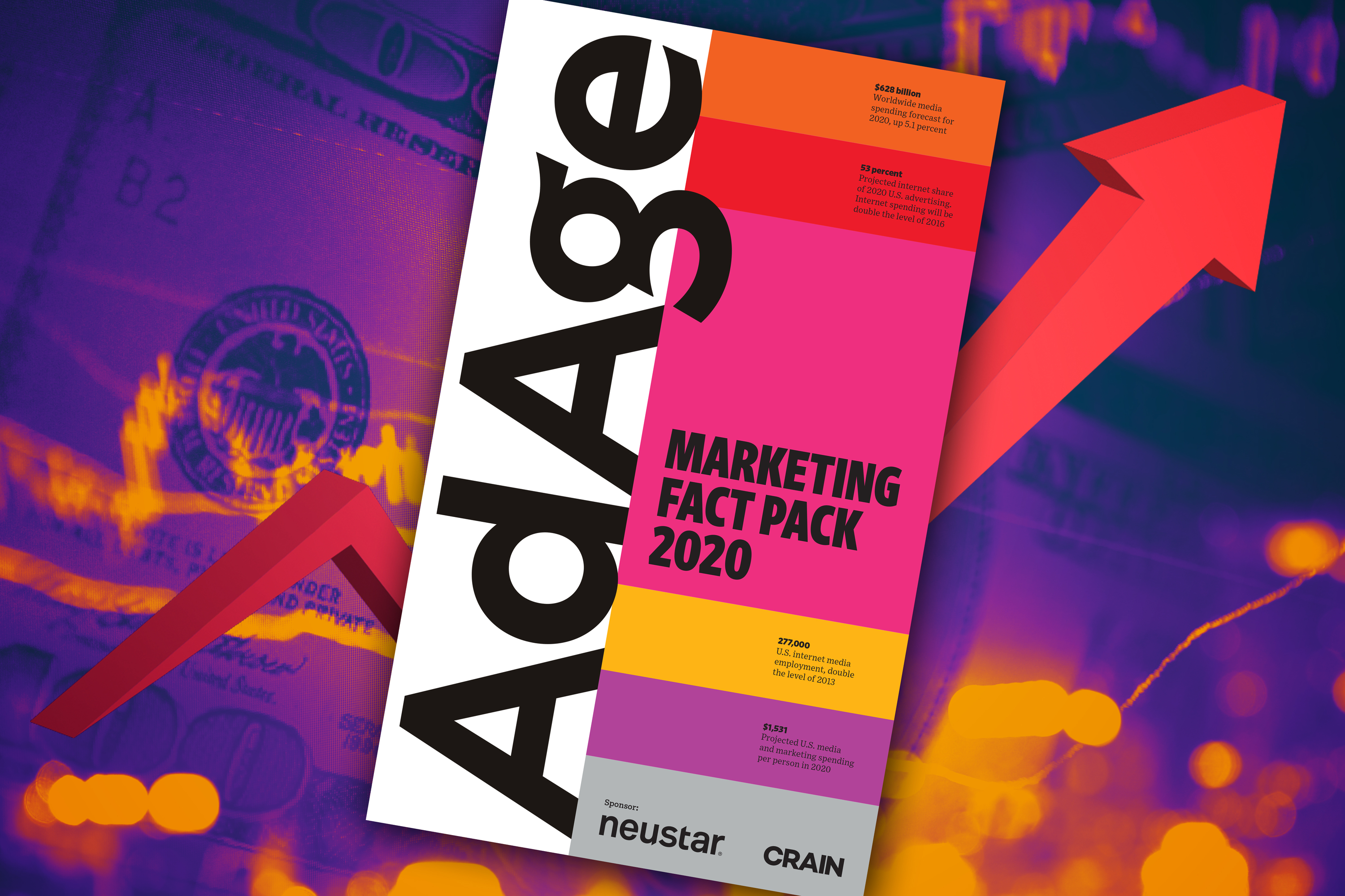 Internet in 2020 will account for half of ad spending