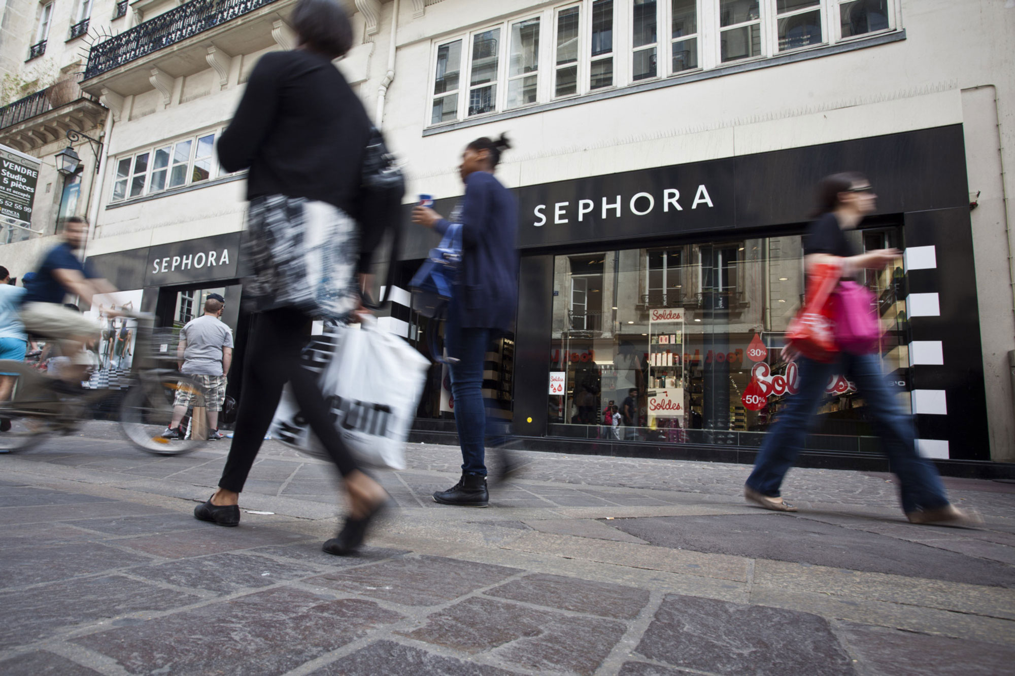 Sephora launches North American media review