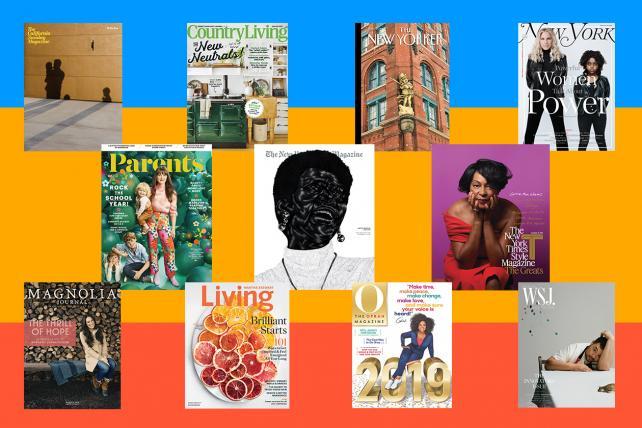 Ad Age Publishers A-List 2019: Magazine A-List