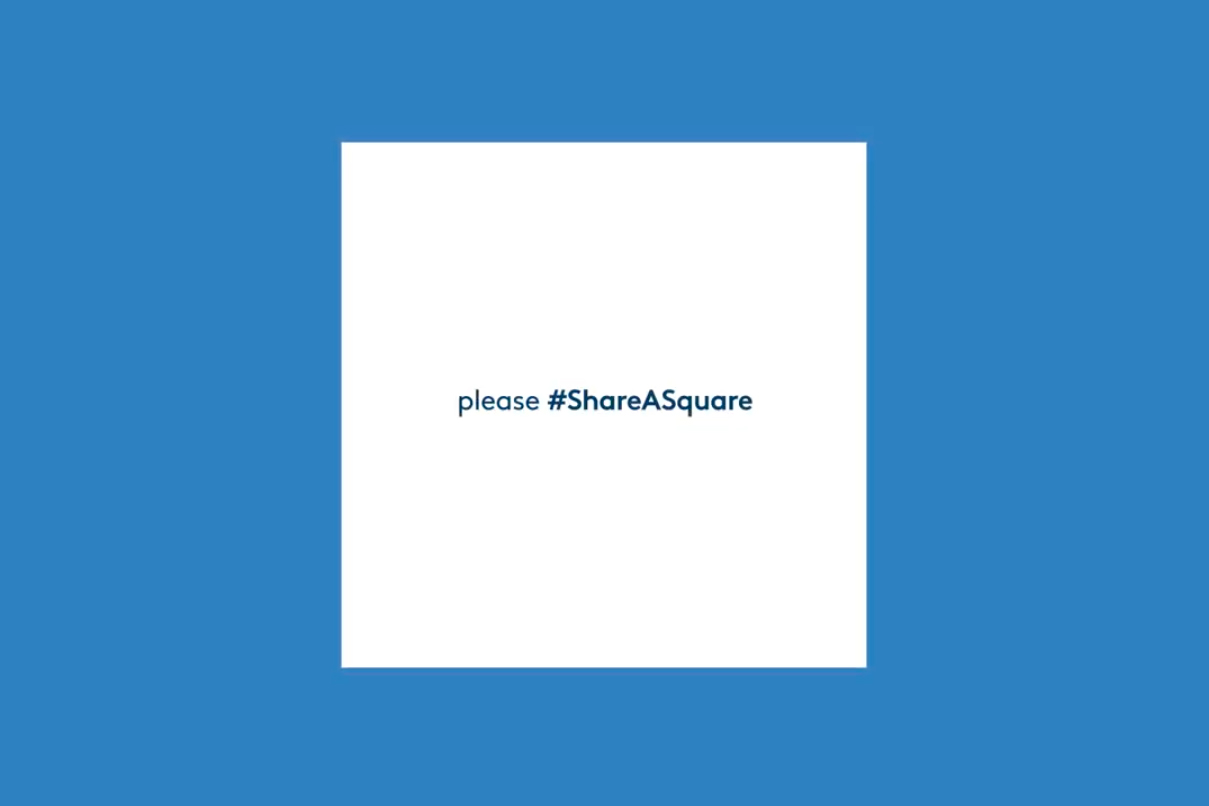 Cottonelle: #ShareaSquare