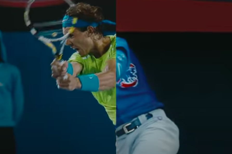 Nike Merges The Moves Of Athletes In Rousing Ad About The Drive That Unites Them All Ad Age