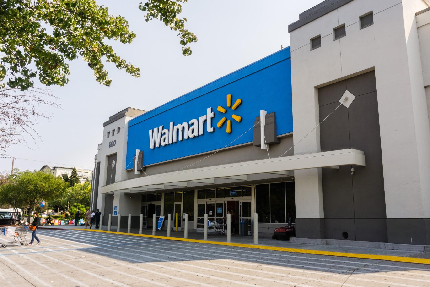 Walmart leverages offline data in its latest bid to take on Amazon