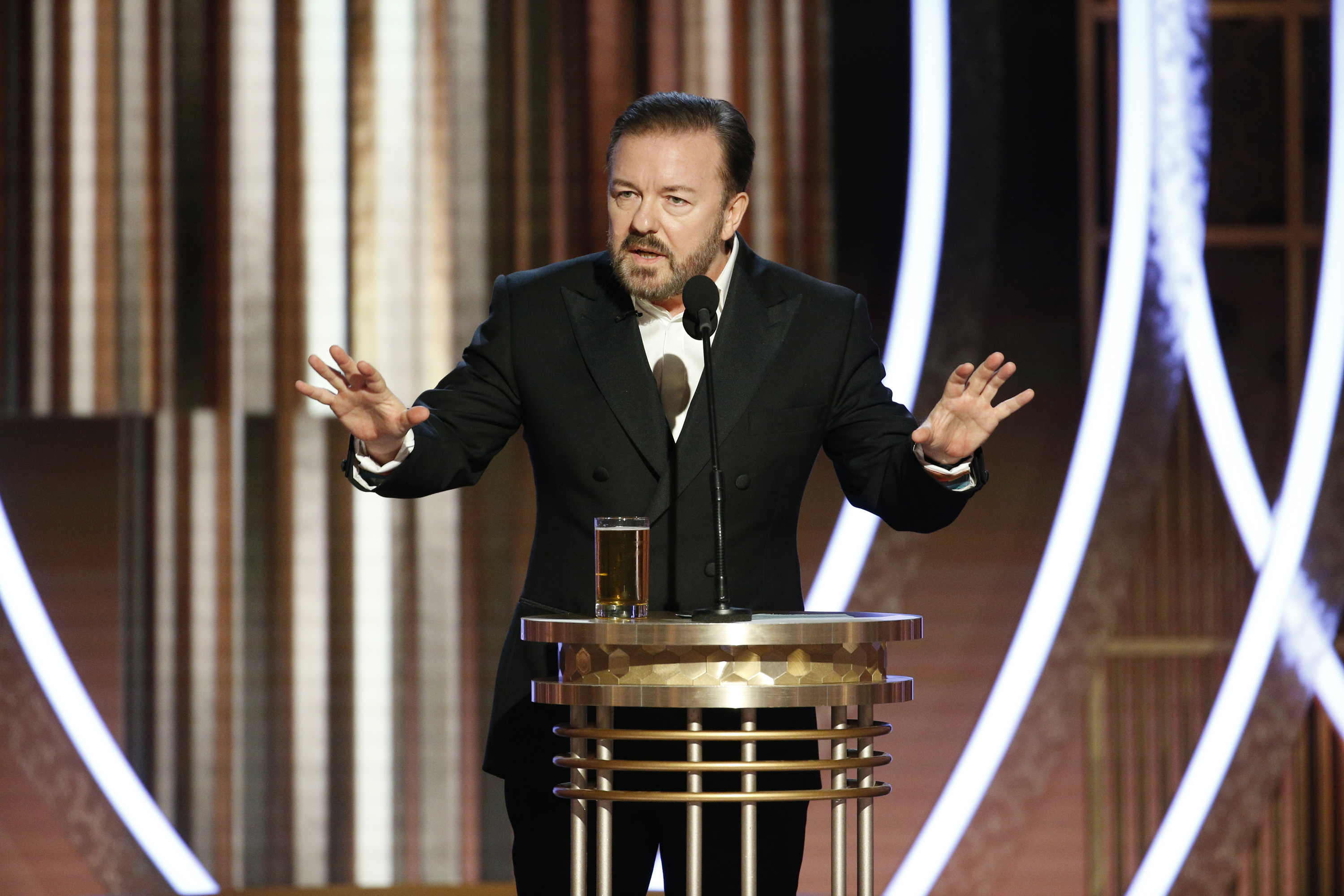 Golden Globes viewing remains strong despite demo slip