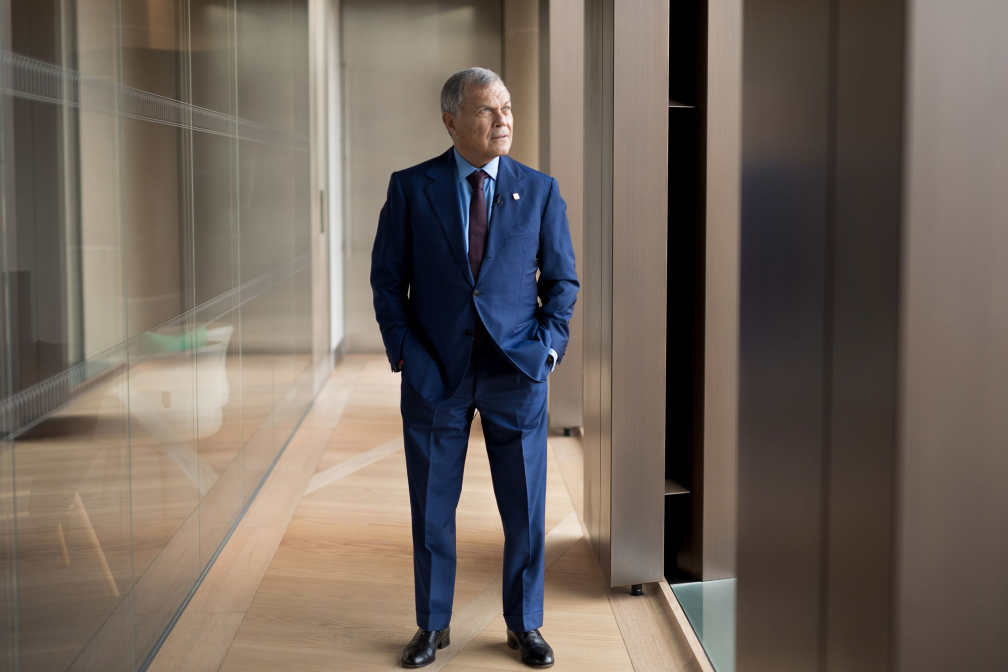 "Martin Sorrell says this will be the decade that the holding companies ""decay,"" adding that as the recession looms, S4's business model will thrive. The only challenge, he says, is proving S4's approach can work at ""significant scale."""