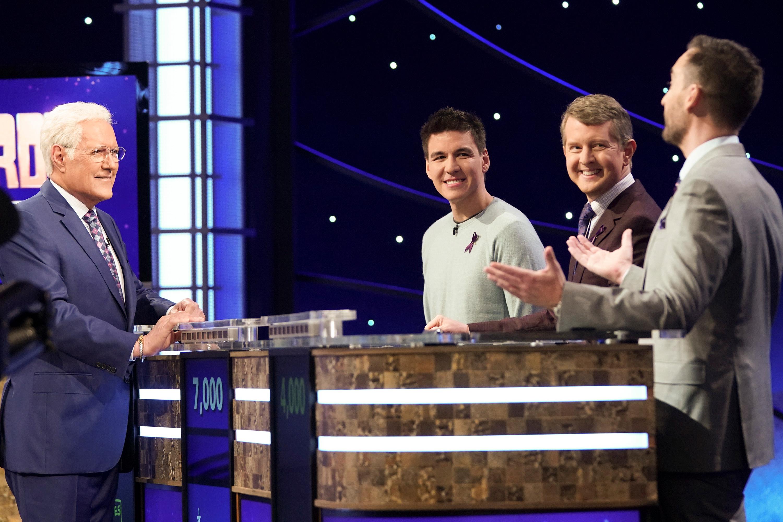 Jeopardy! Alex Trebek Ken Jennings Brad Rutter James Holzhauer ABC Nielsen ratings