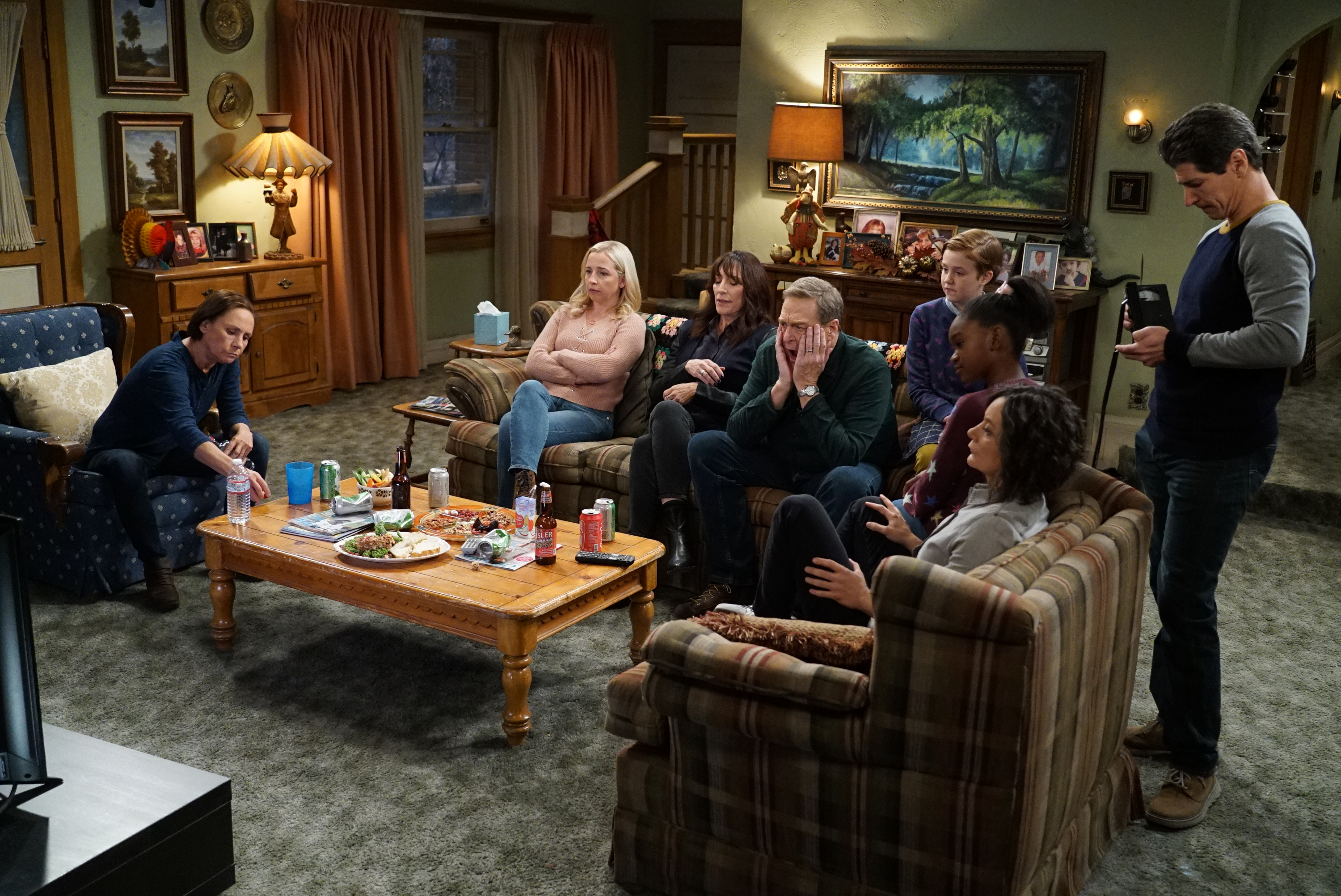 ABC's 'The Conners' will integrate the New Hampshire primary into a live episode